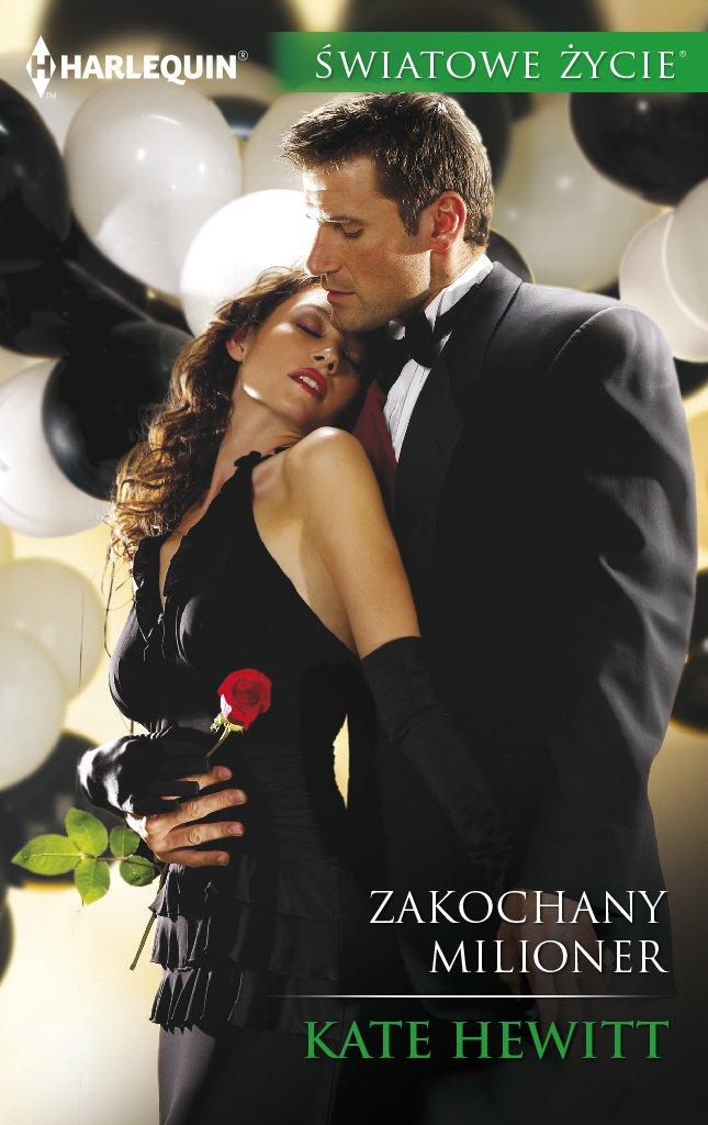 Zakochany milioner - Ebook (Książka na Kindle) do pobrania w formacie MOBI