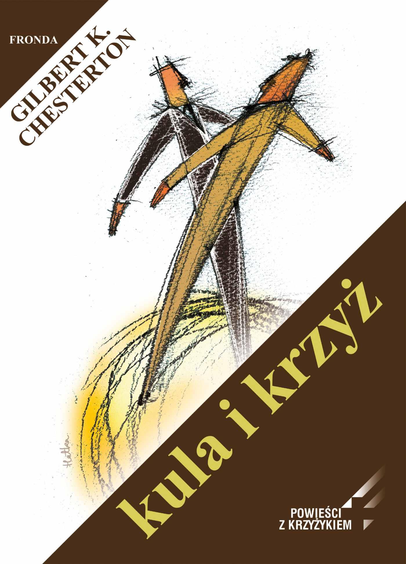 Kula i krzyż - Ebook (Książka PDF) do pobrania w formacie PDF
