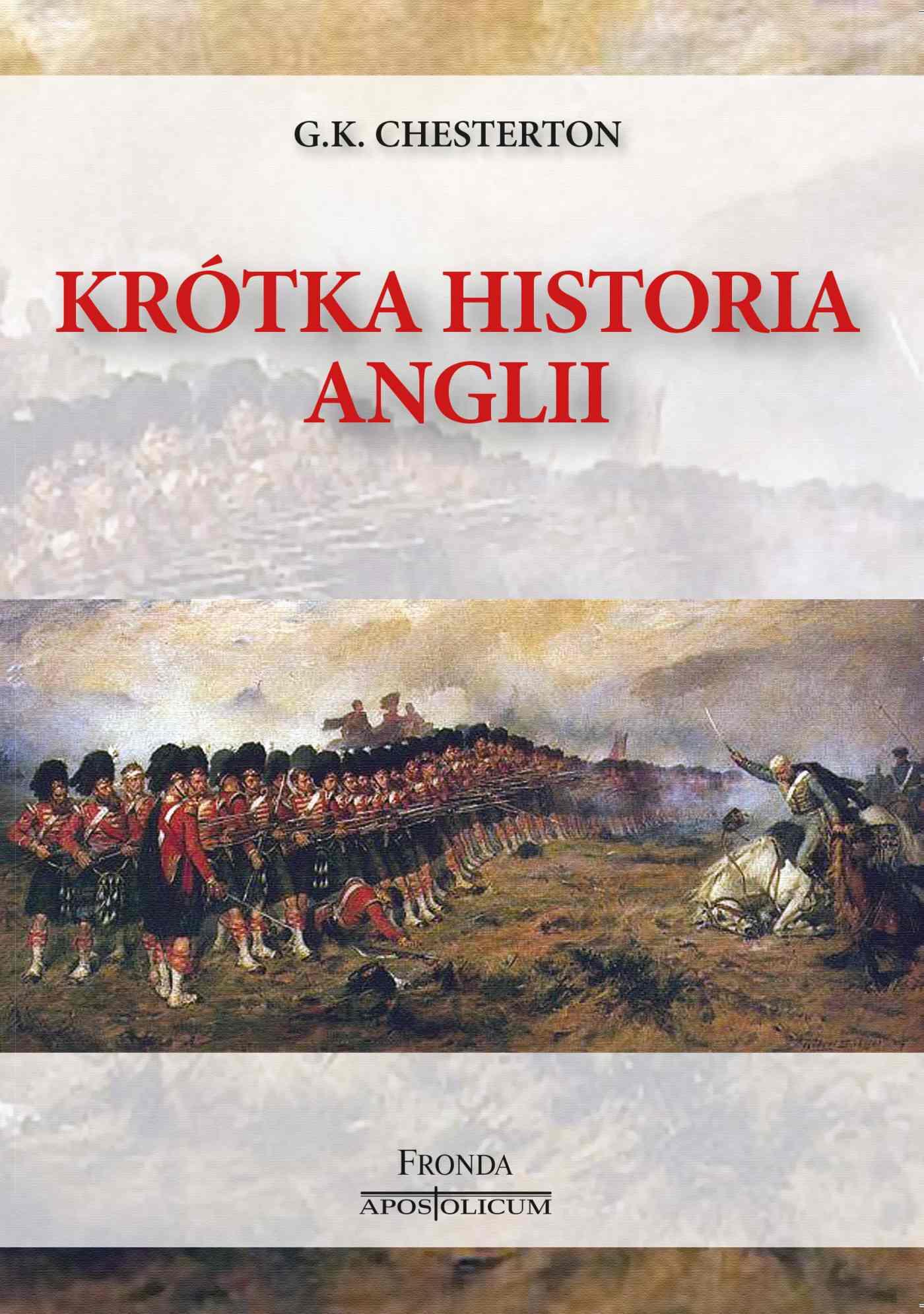 Krótka historia Anglii - Ebook (Książka PDF) do pobrania w formacie PDF