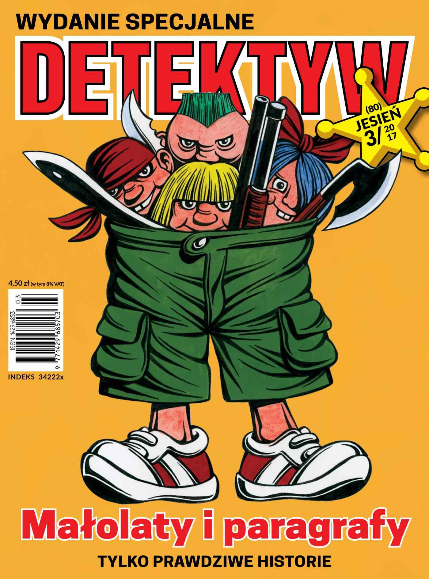 Detektyw - Wydanie Specjalne 3/2017 - Ebook (Książka na Kindle) do pobrania w formacie MOBI