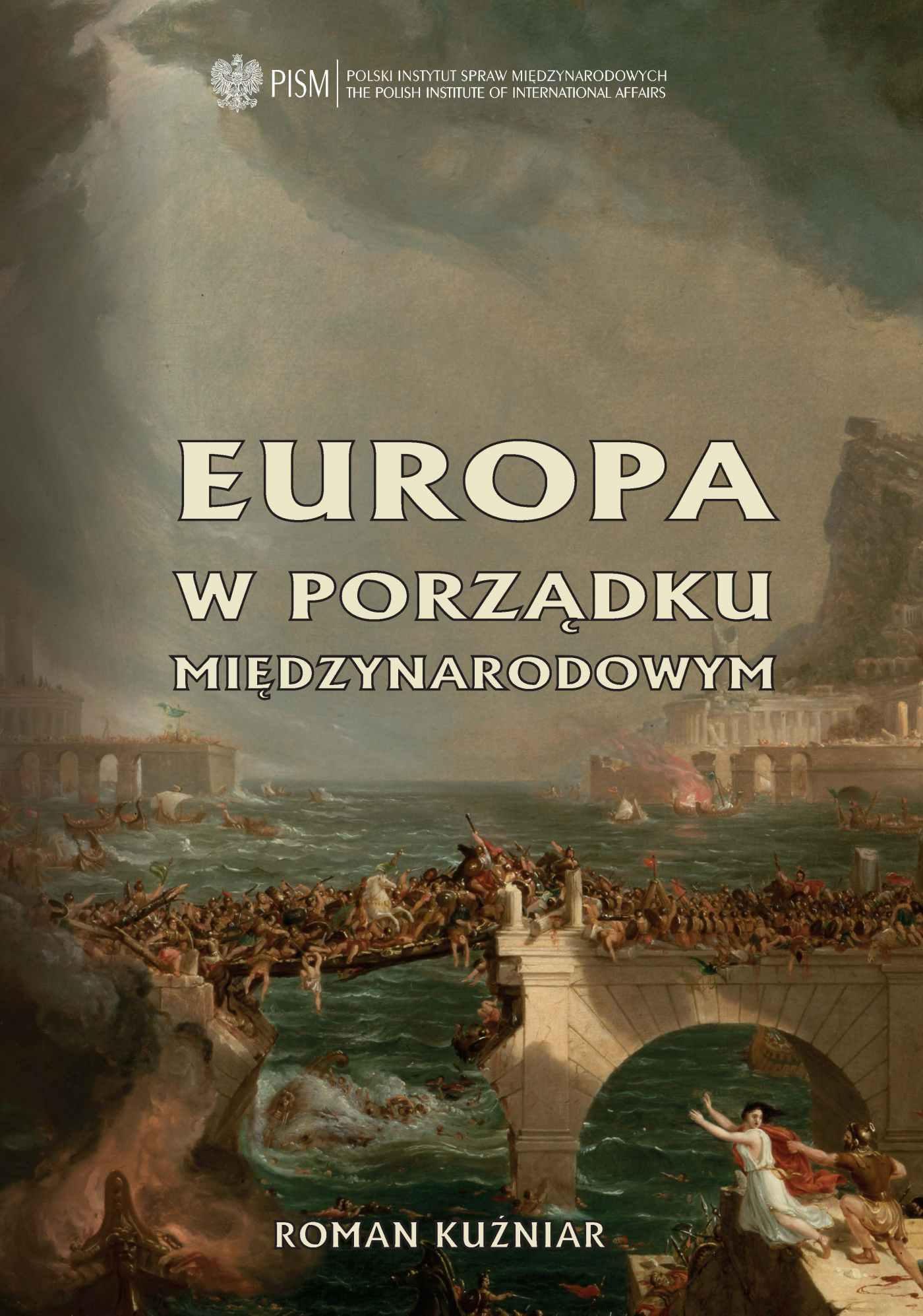 Europa w porządku międzynarodowym - Ebook (Książka PDF) do pobrania w formacie PDF