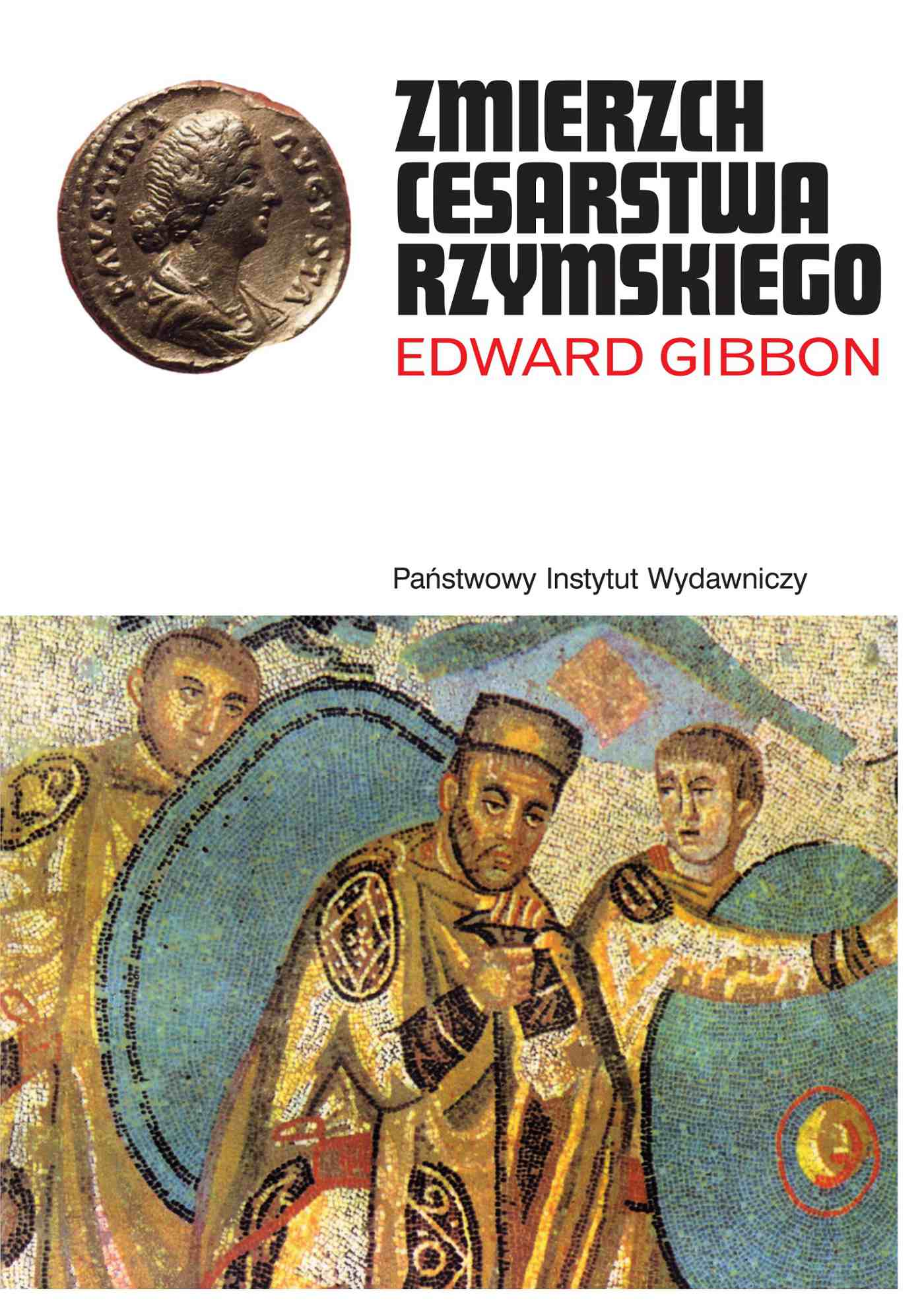 Zmierzch cesarstwa rzymskiego Tom II - Ebook (Książka na Kindle) do pobrania w formacie MOBI