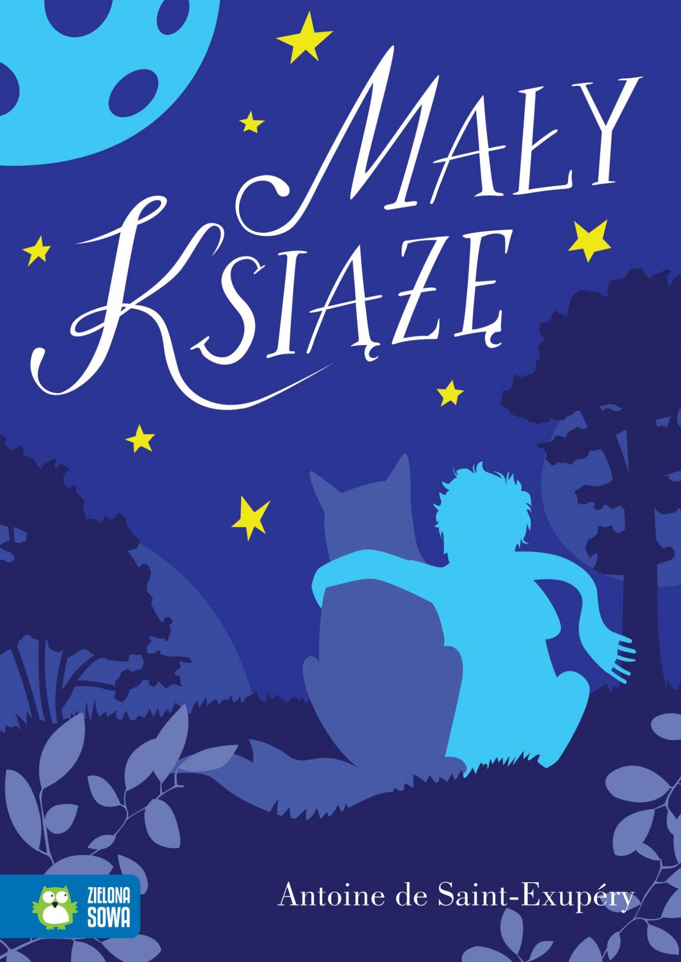 Mały Książę. Literatura klasyczna - Ebook (Książka na Kindle) do pobrania w formacie MOBI