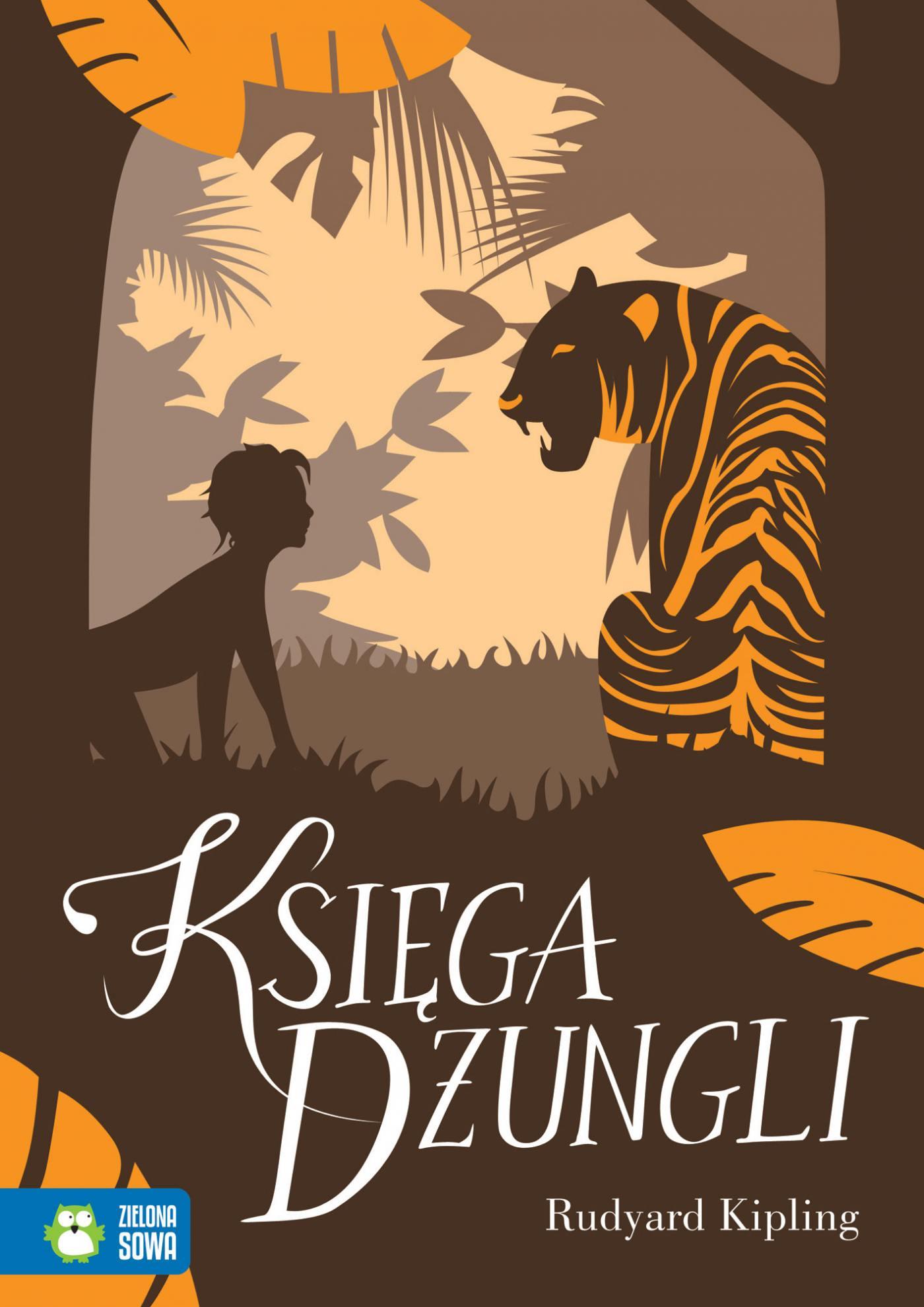 Księga dżungli. Literatura klasyczna - Ebook (Książka EPUB) do pobrania w formacie EPUB