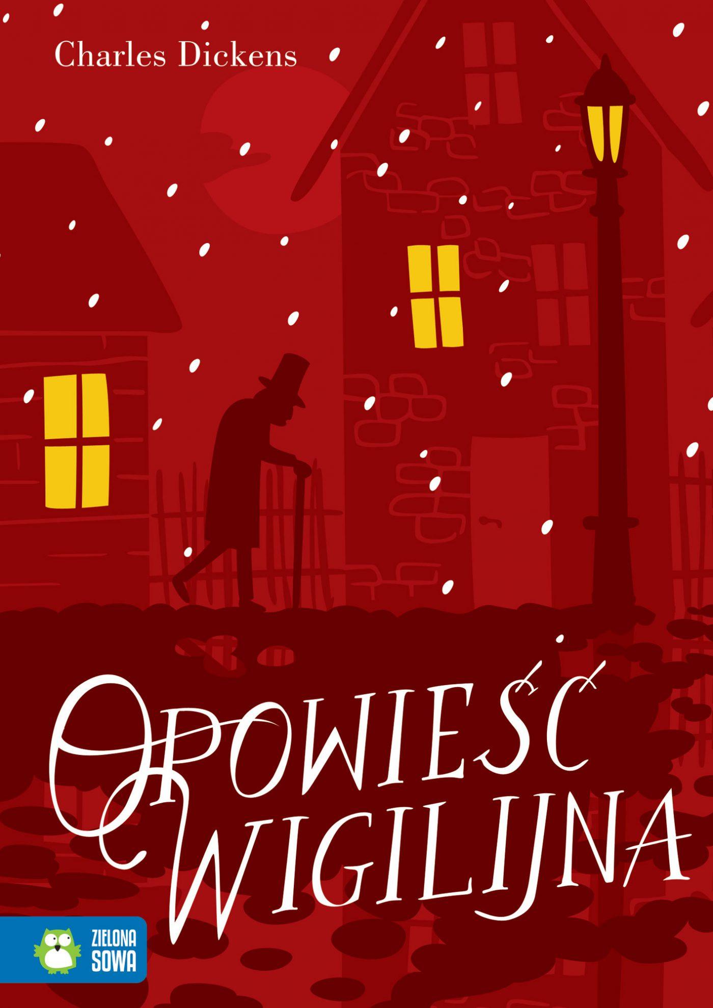 Opowieść Wigilijna. Literatura klasyczna - Ebook (Książka na Kindle) do pobrania w formacie MOBI