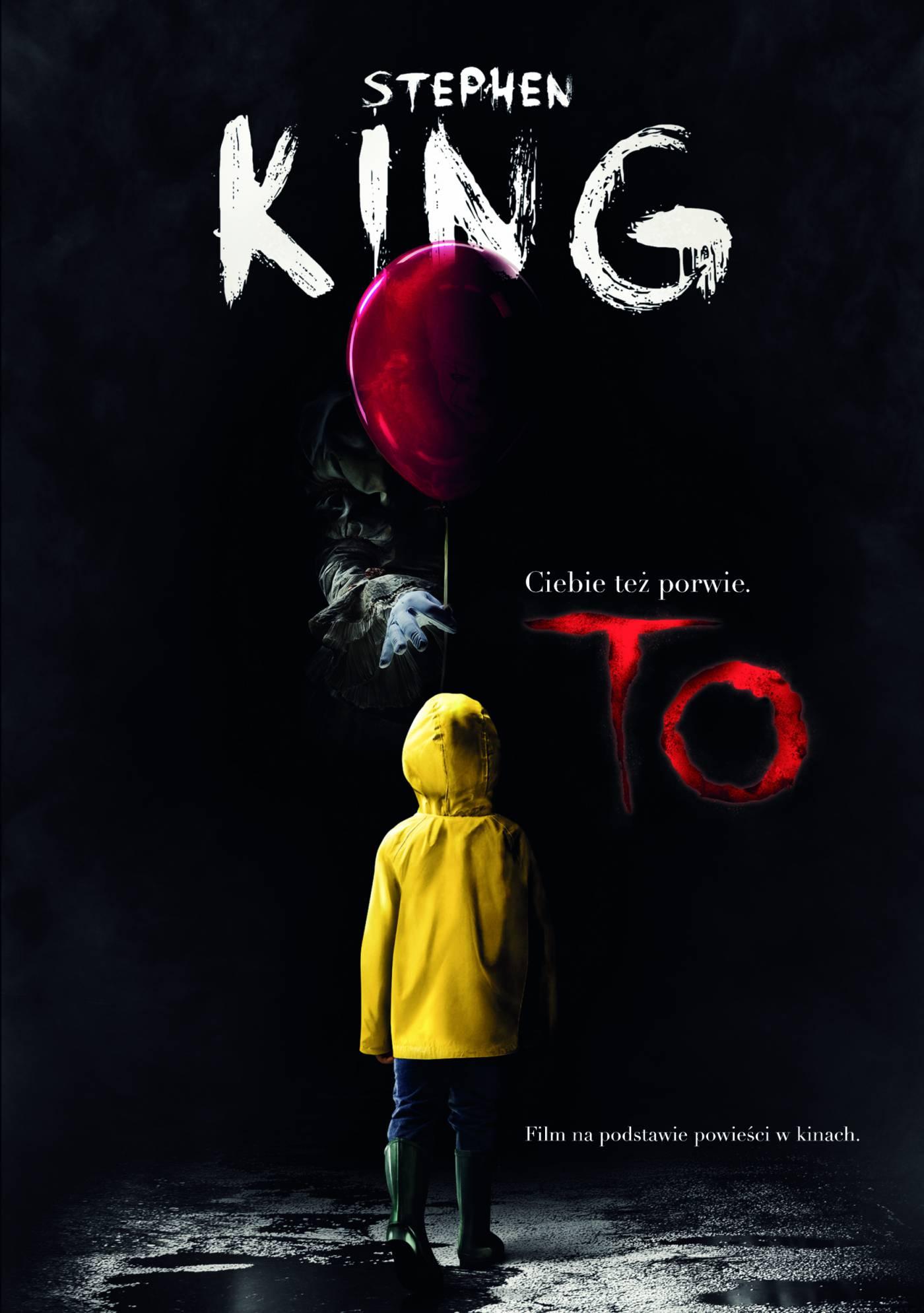 To. Wydanie filmowe - Stephen King