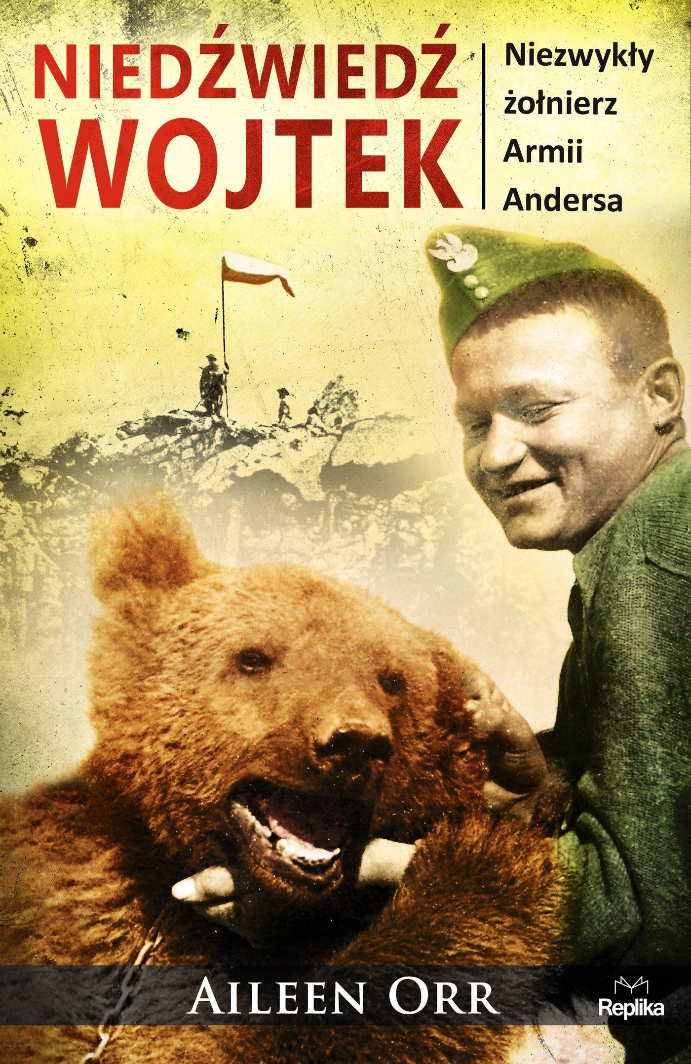 Niedźwiedź Wojtek - Ebook (Książka na Kindle) do pobrania w formacie MOBI