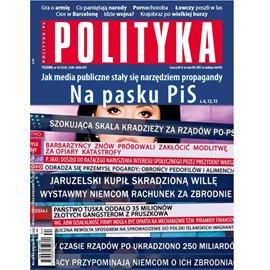 AudioPolityka Nr 34 z 23 sierpnia 2017 - Audiobook (Książka audio MP3) do pobrania w całości w archiwum ZIP
