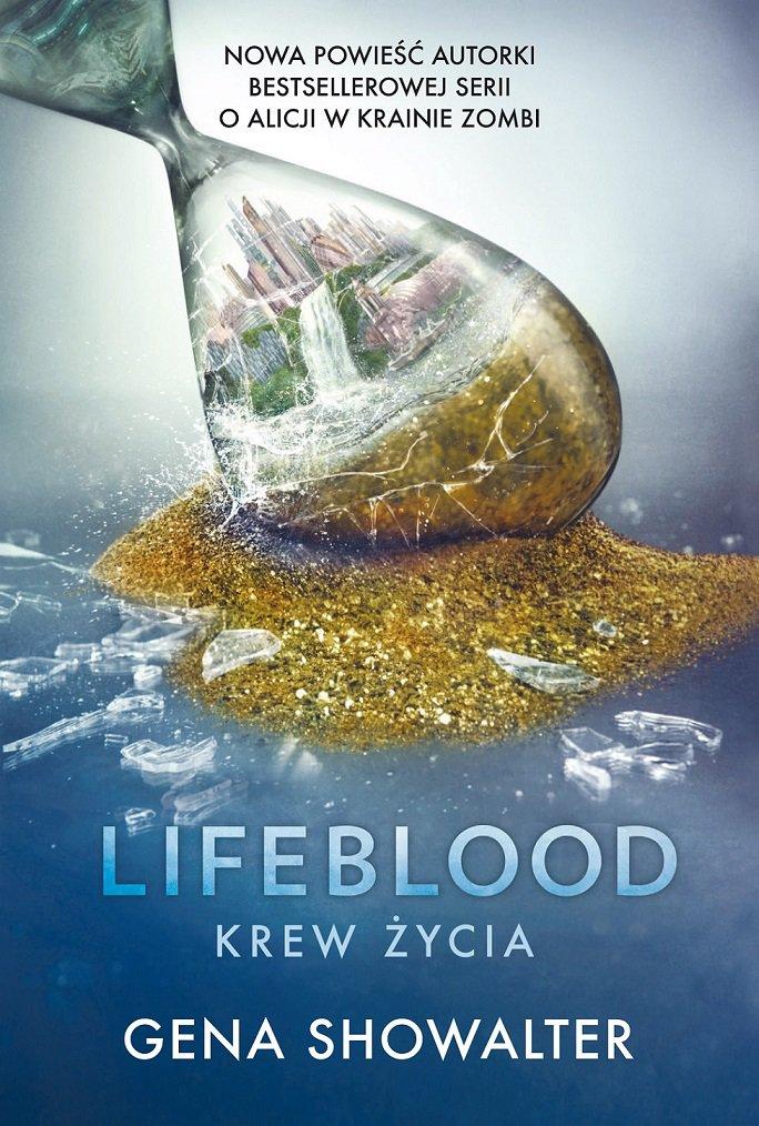 Lifeblood. Krew Życia - Ebook (Książka na Kindle) do pobrania w formacie MOBI