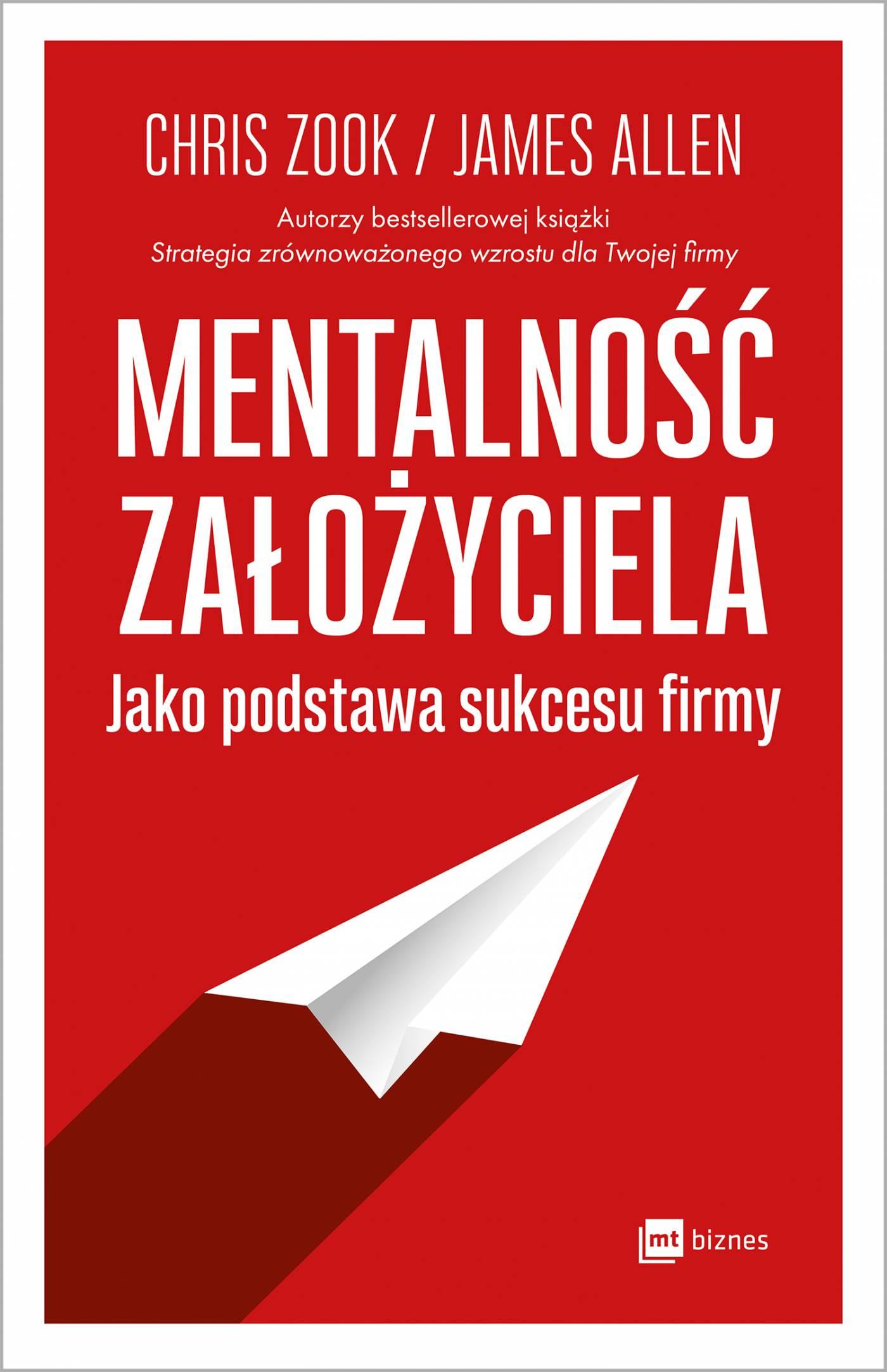 Mentalność założyciela jako podstawa sukcesu firmy - Ebook (Książka na Kindle) do pobrania w formacie MOBI