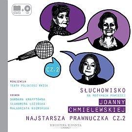 Najstarsza prawnuczka cz. 2 - Audiobook (Książka audio MP3) do pobrania w całości w archiwum ZIP