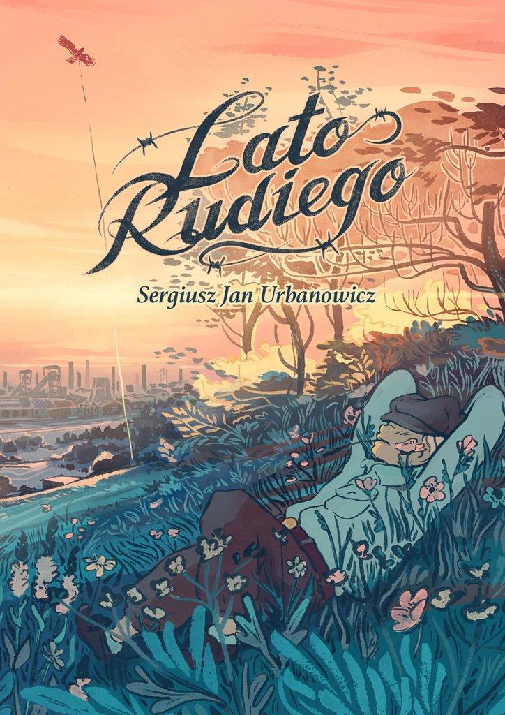 Lato Rudiego - Ebook (Książka na Kindle) do pobrania w formacie MOBI