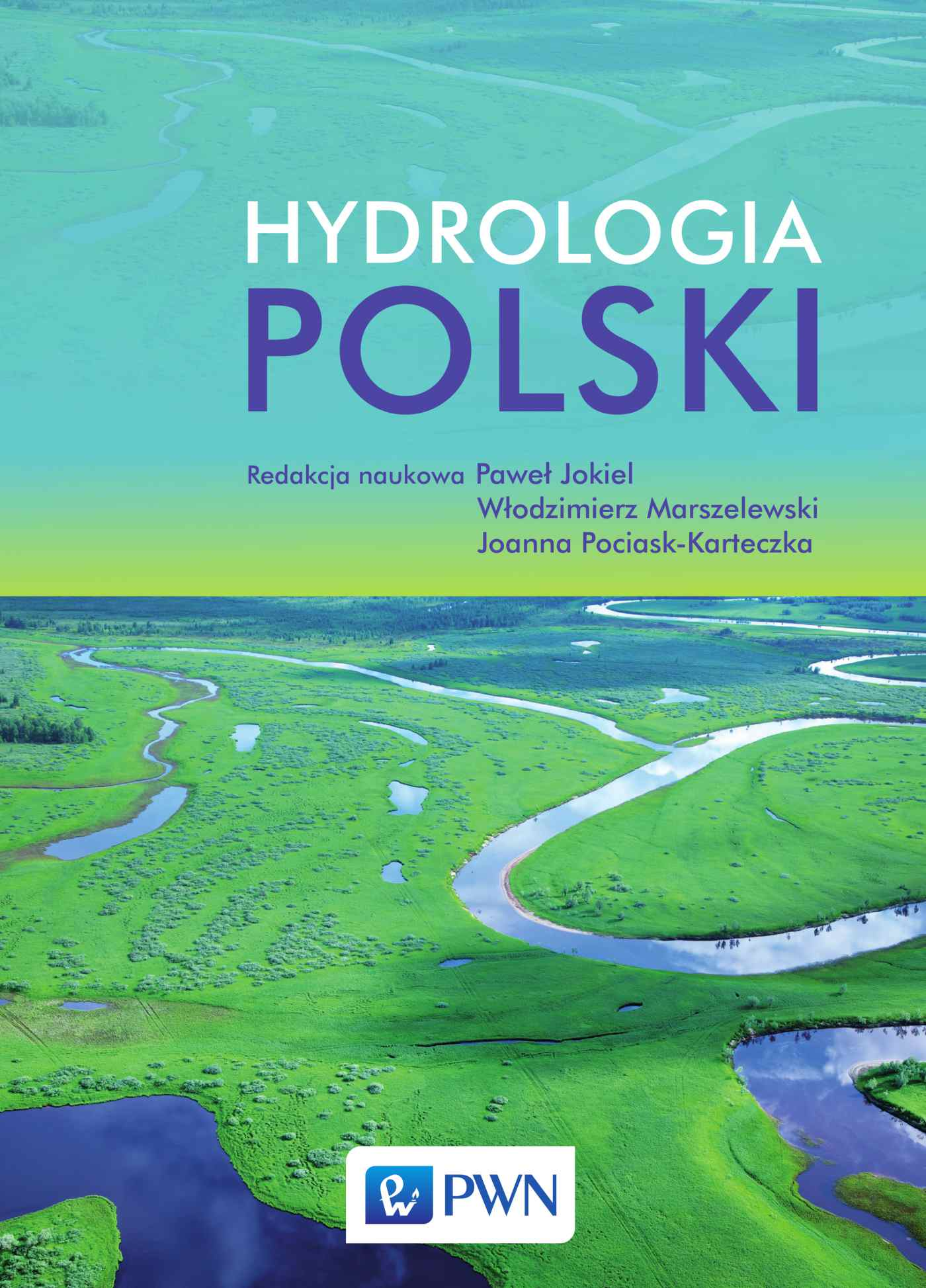 Hydrologia Polski - Ebook (Książka na Kindle) do pobrania w formacie MOBI