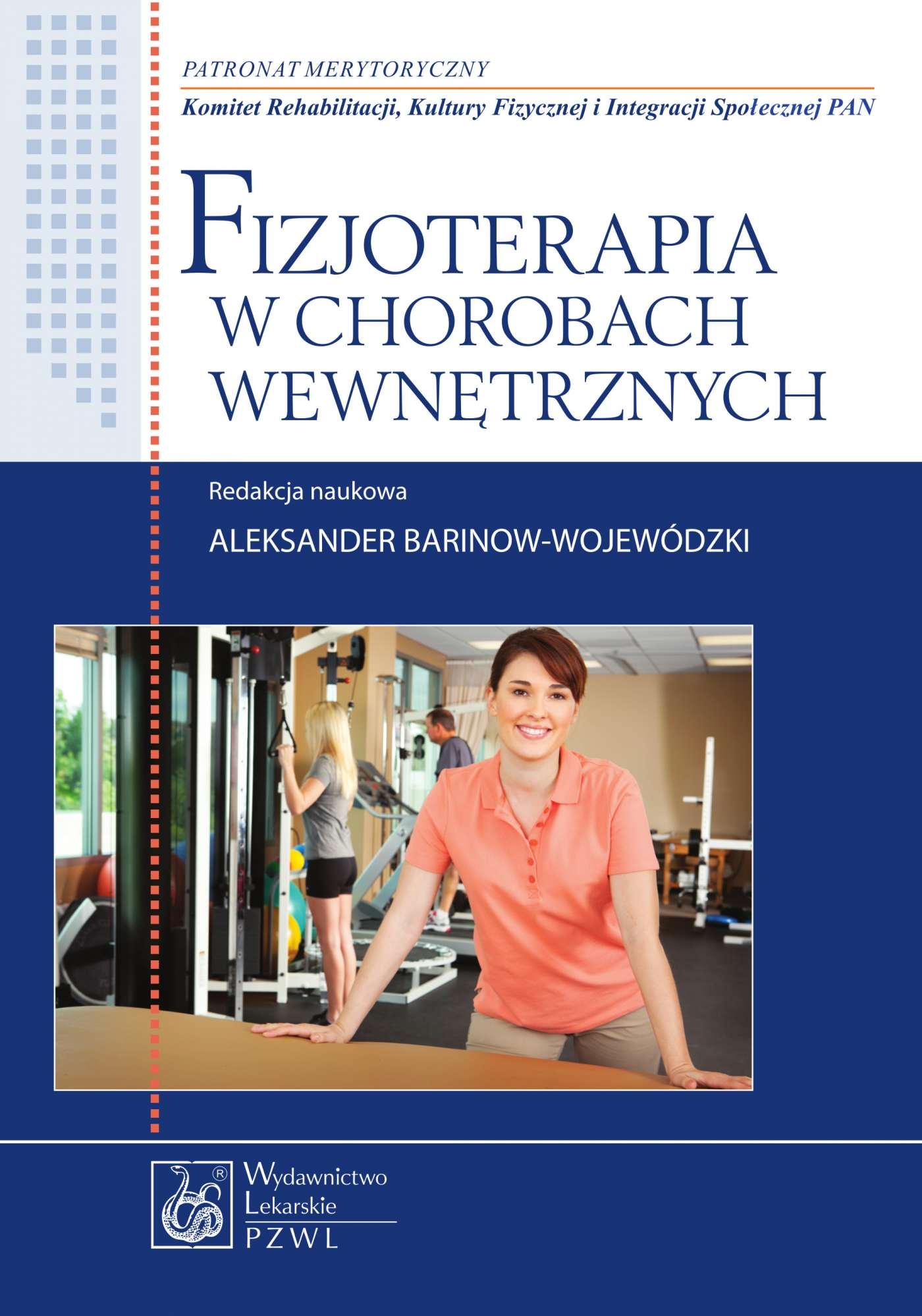 Fizjoterapia w chorobach wewnętrznych - Ebook (Książka na Kindle) do pobrania w formacie MOBI