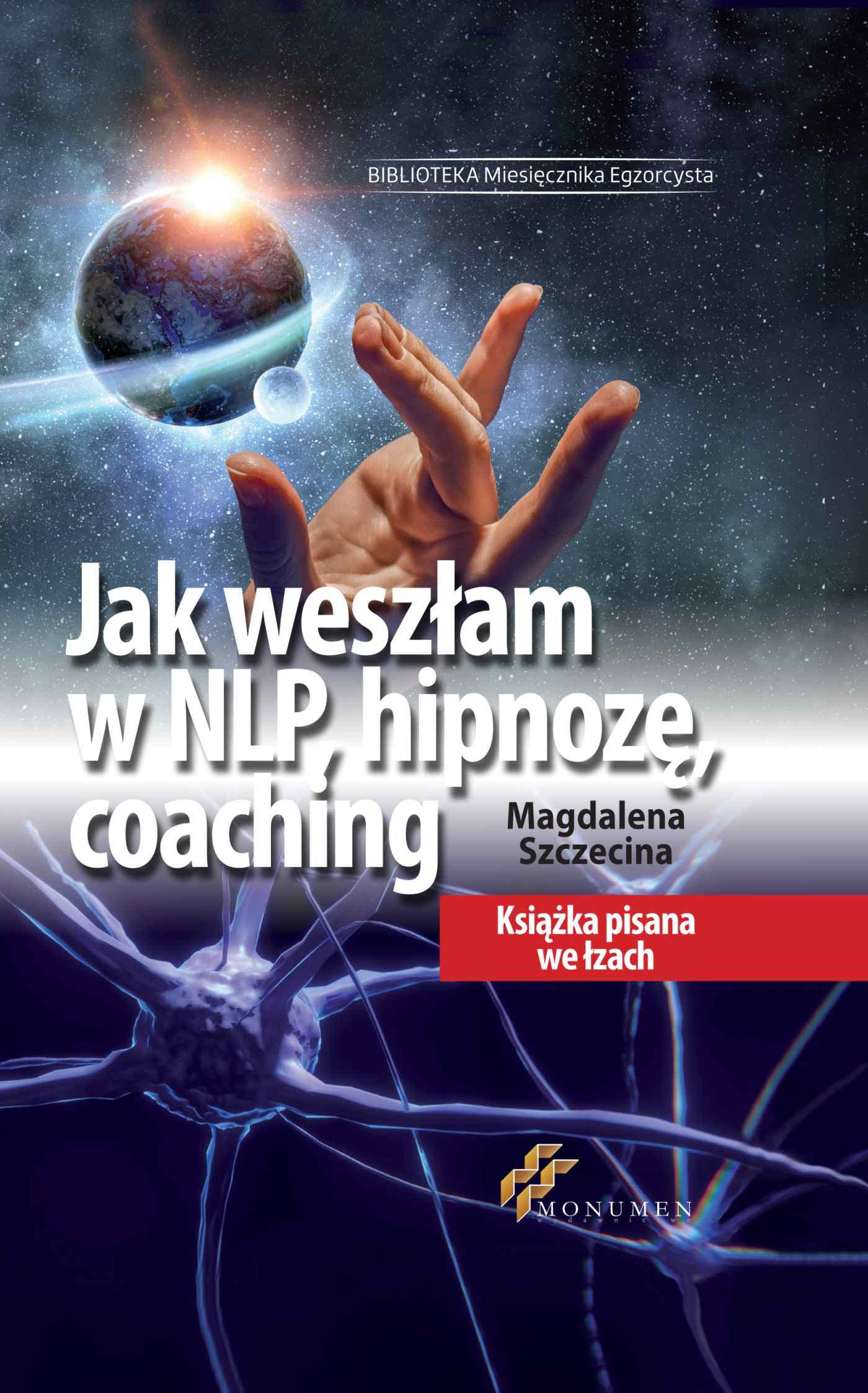 Jak weszłam w NLP, hipnozę, coaching - Ebook (Książka na Kindle) do pobrania w formacie MOBI
