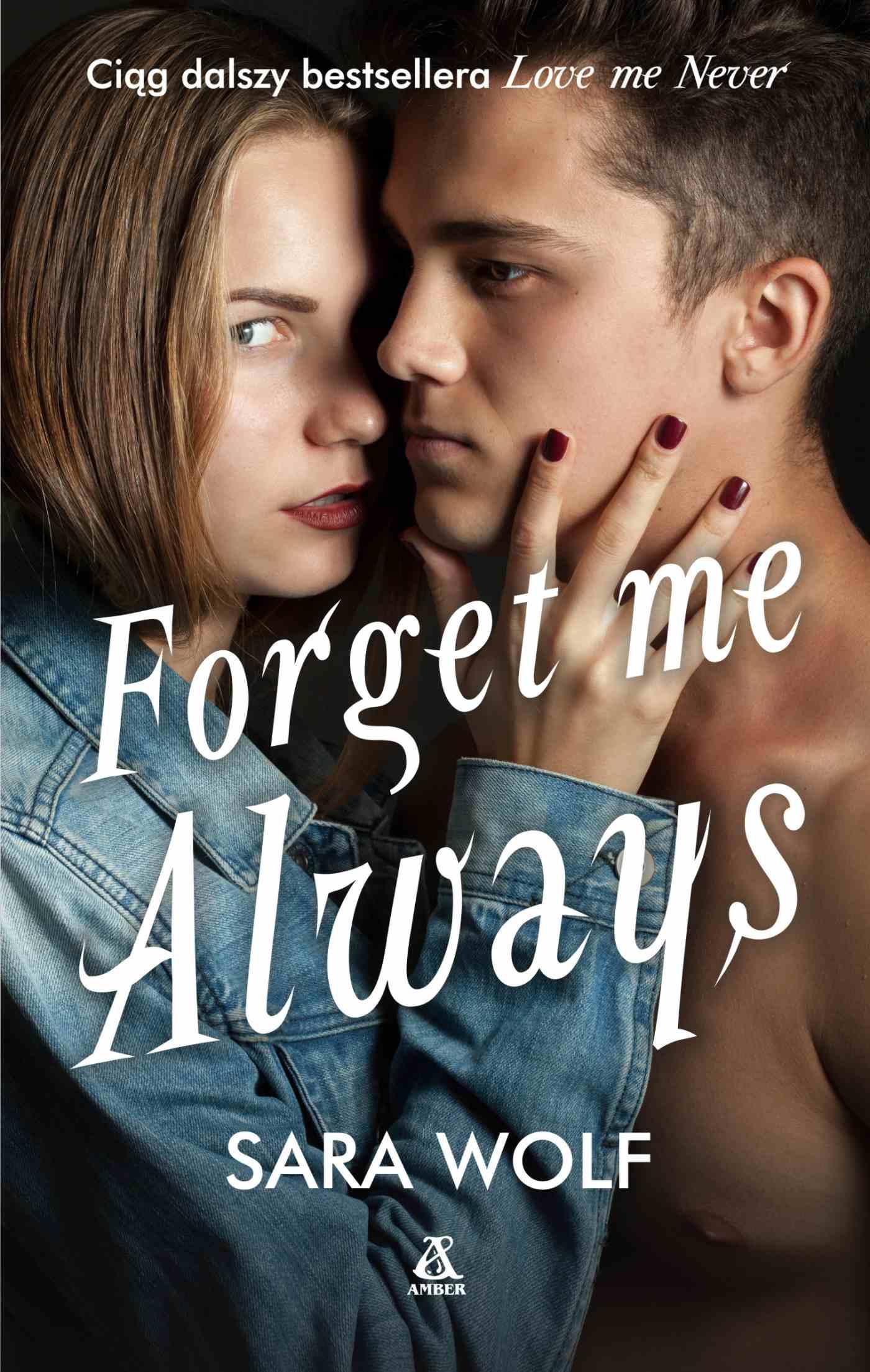 Forget Me Always - Ebook (Książka na Kindle) do pobrania w formacie MOBI