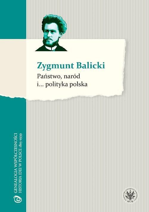 Państwo, naród i... polityka polska - Ebook (Książka PDF) do pobrania w formacie PDF