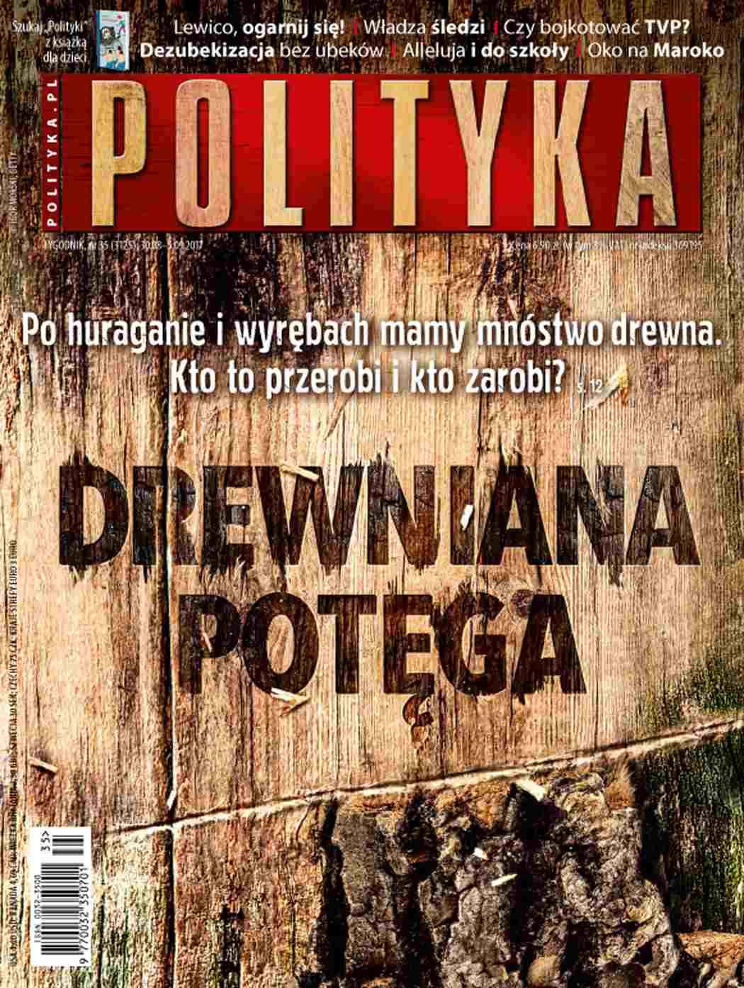 Polityka nr 35/2017 - Ebook (Książka PDF) do pobrania w formacie PDF