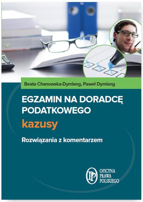 Egzamin na doradcę podatkowego Kazusy - Ebook (Książka PDF) do pobrania w formacie PDF