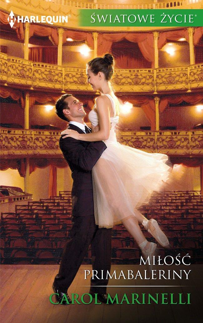 Miłość primabaleriny - Ebook (Książka EPUB) do pobrania w formacie EPUB