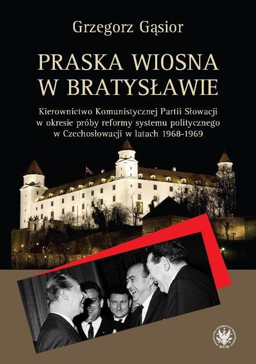 Praska wiosna w Bratysławie - Ebook (Książka PDF) do pobrania w formacie PDF