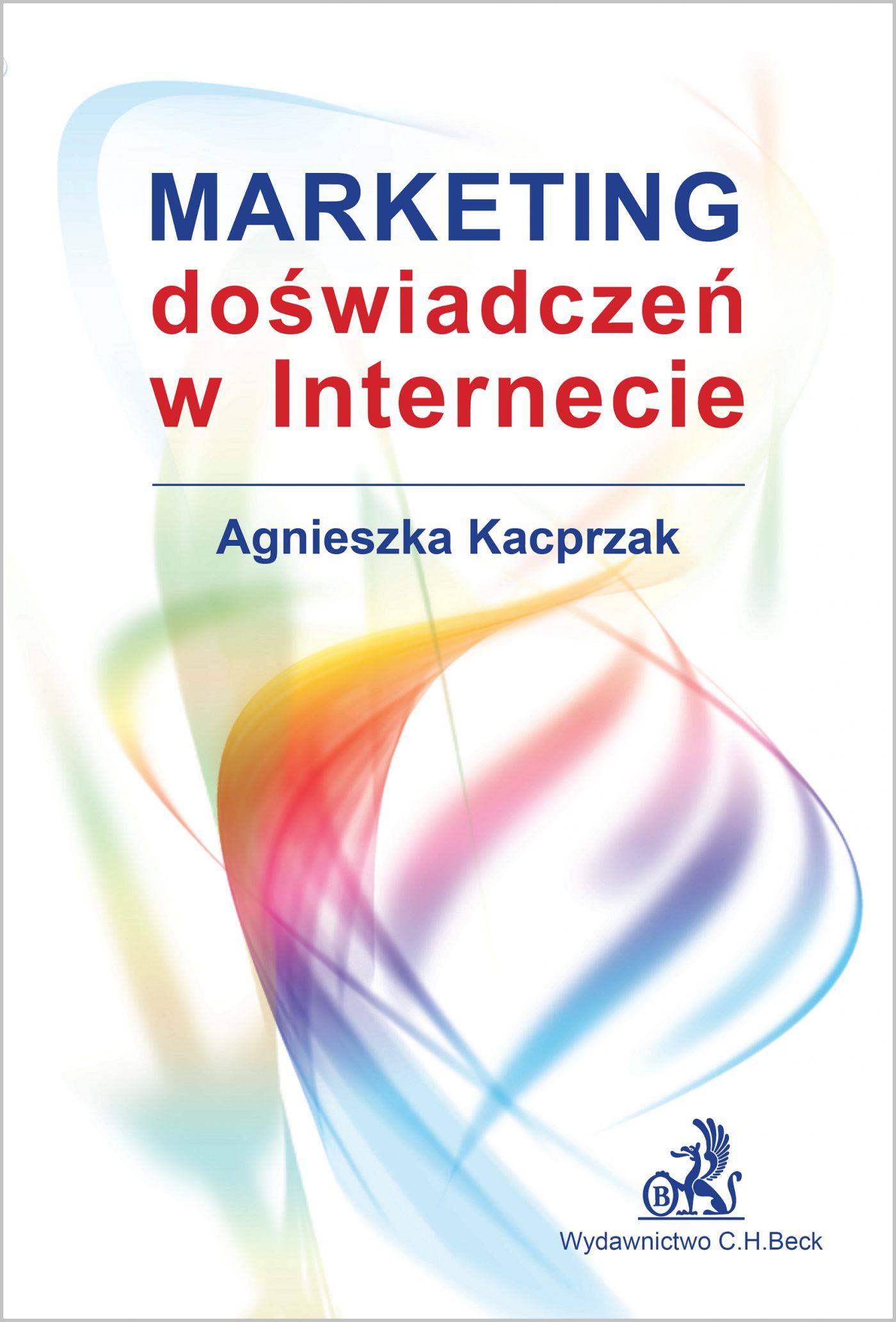Marketing doświadczeń w Internecie - Ebook (Książka PDF) do pobrania w formacie PDF