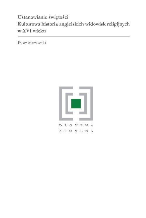 Ustanawianie świętości - Ebook (Książka PDF) do pobrania w formacie PDF