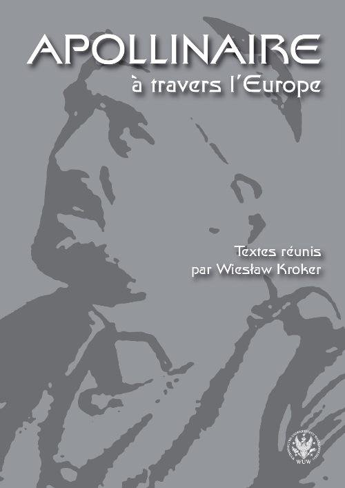 Apollinaire a travers l Europe - Ebook (Książka PDF) do pobrania w formacie PDF