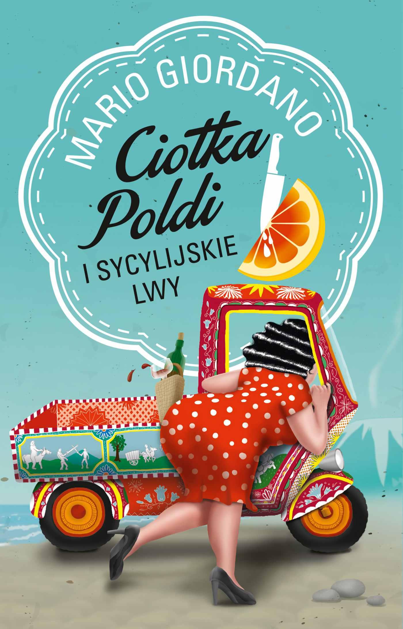 Ciotka Poldi i sycylijskie lwy - Ebook (Książka EPUB) do pobrania w formacie EPUB