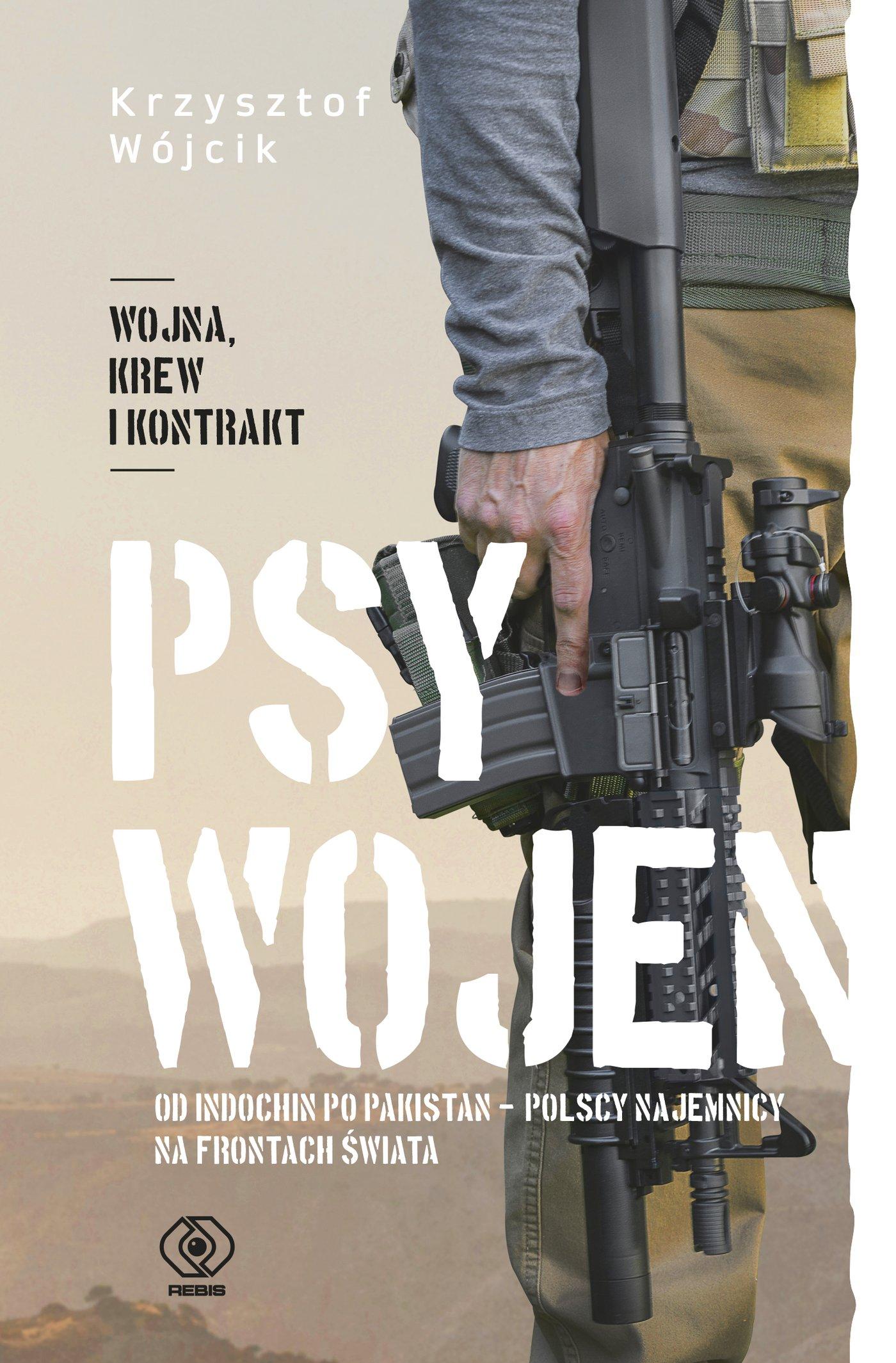 Psy wojen - Ebook (Książka EPUB) do pobrania w formacie EPUB