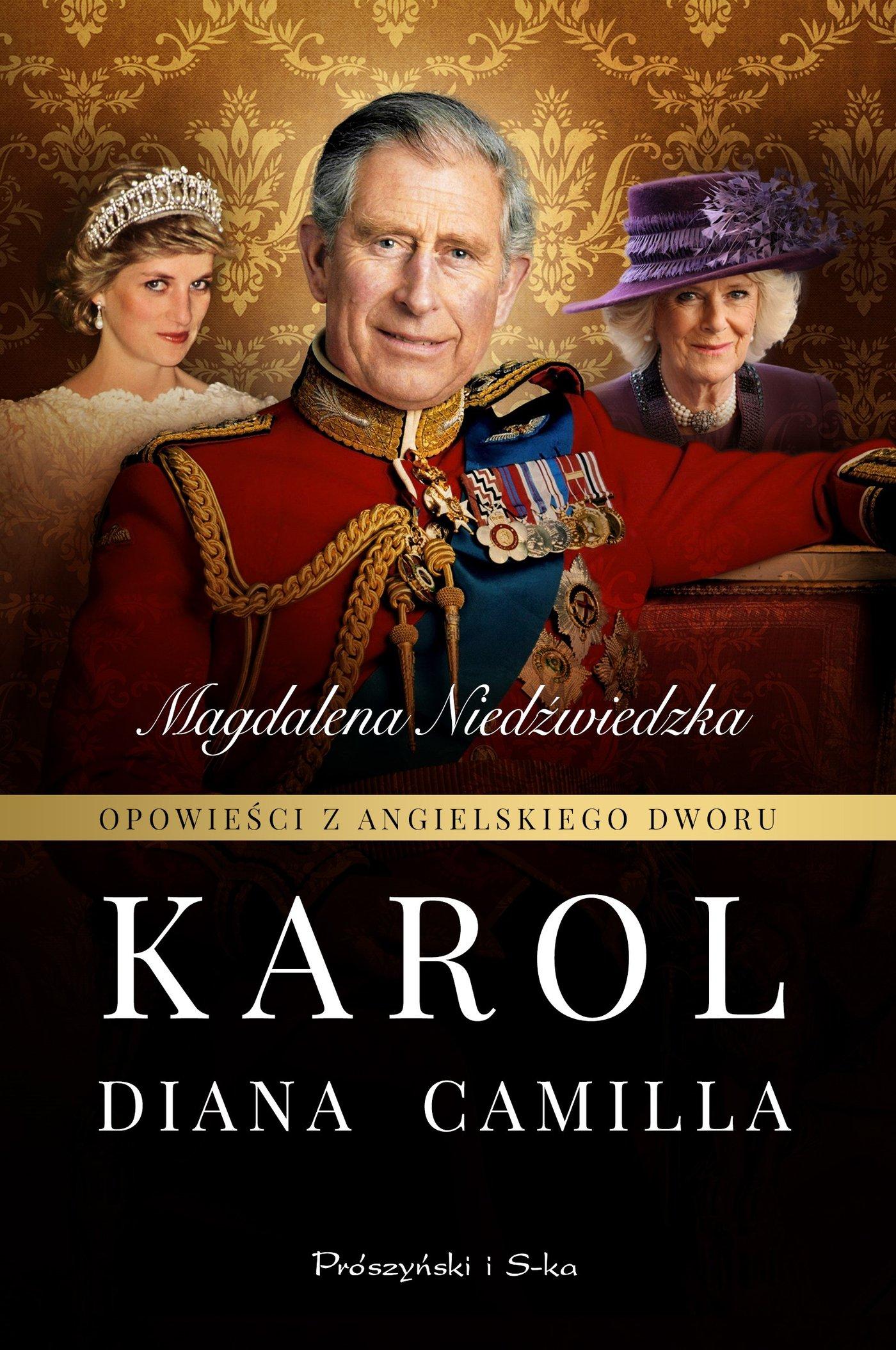 Opowieści z angielskiego dworu. Karol - Ebook (Książka na Kindle) do pobrania w formacie MOBI