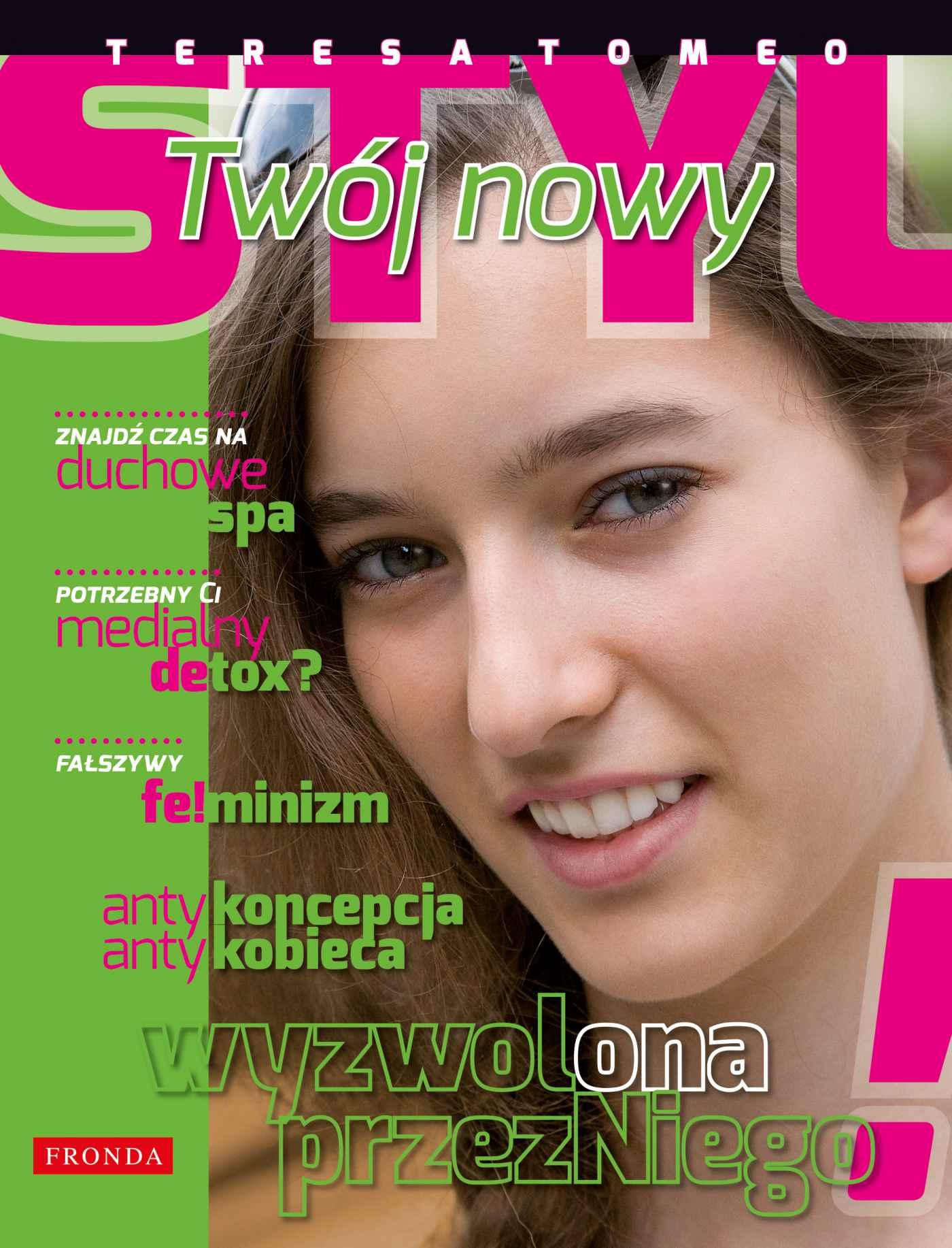 Twój nowy styl - Ebook (Książka PDF) do pobrania w formacie PDF