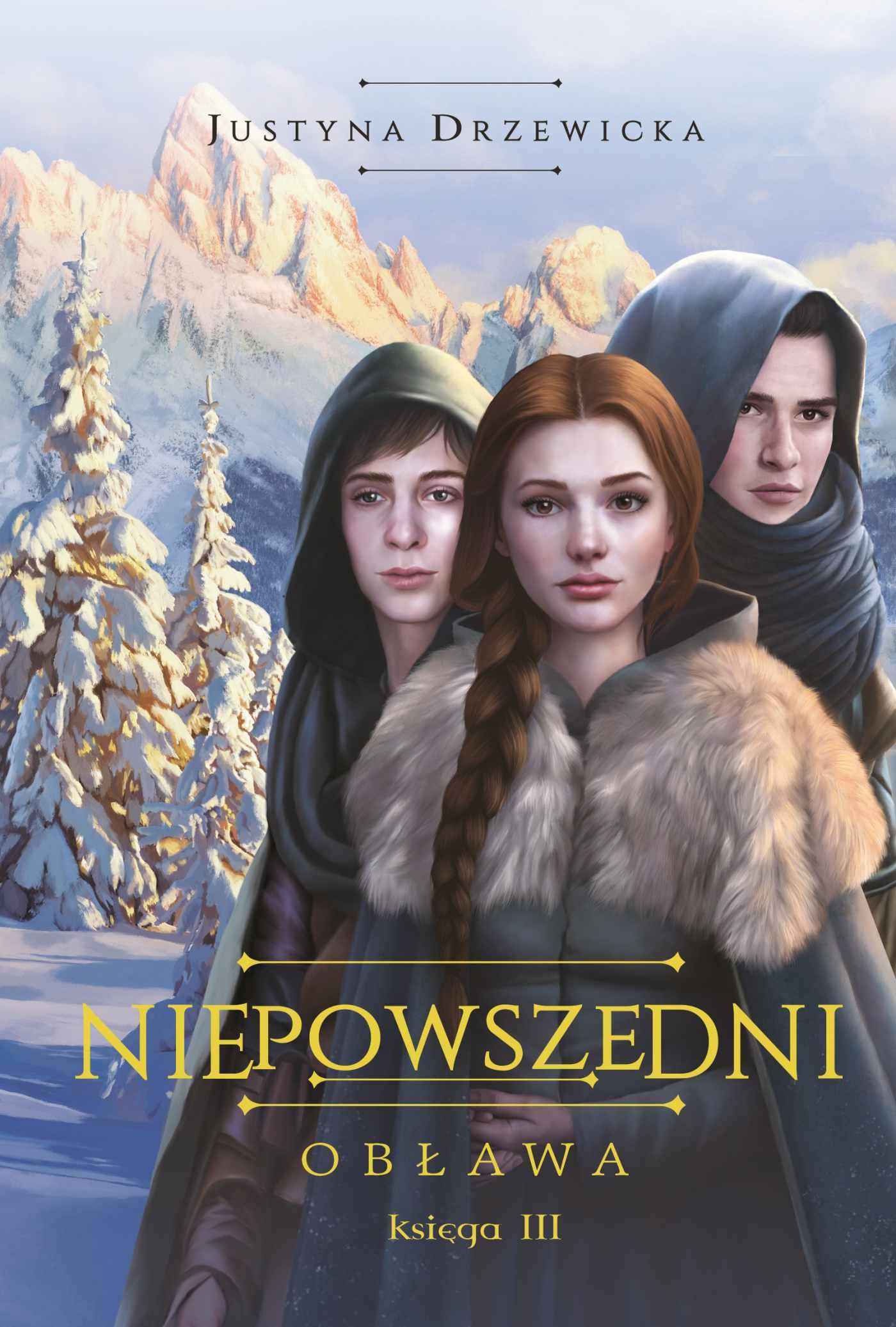 Niepowszedni 3. Obława - Ebook (Książka EPUB) do pobrania w formacie EPUB