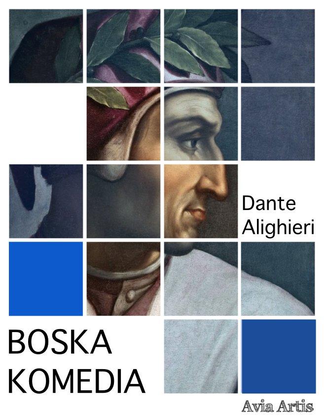 Boska komedia - Ebook (Książka na Kindle) do pobrania w formacie MOBI