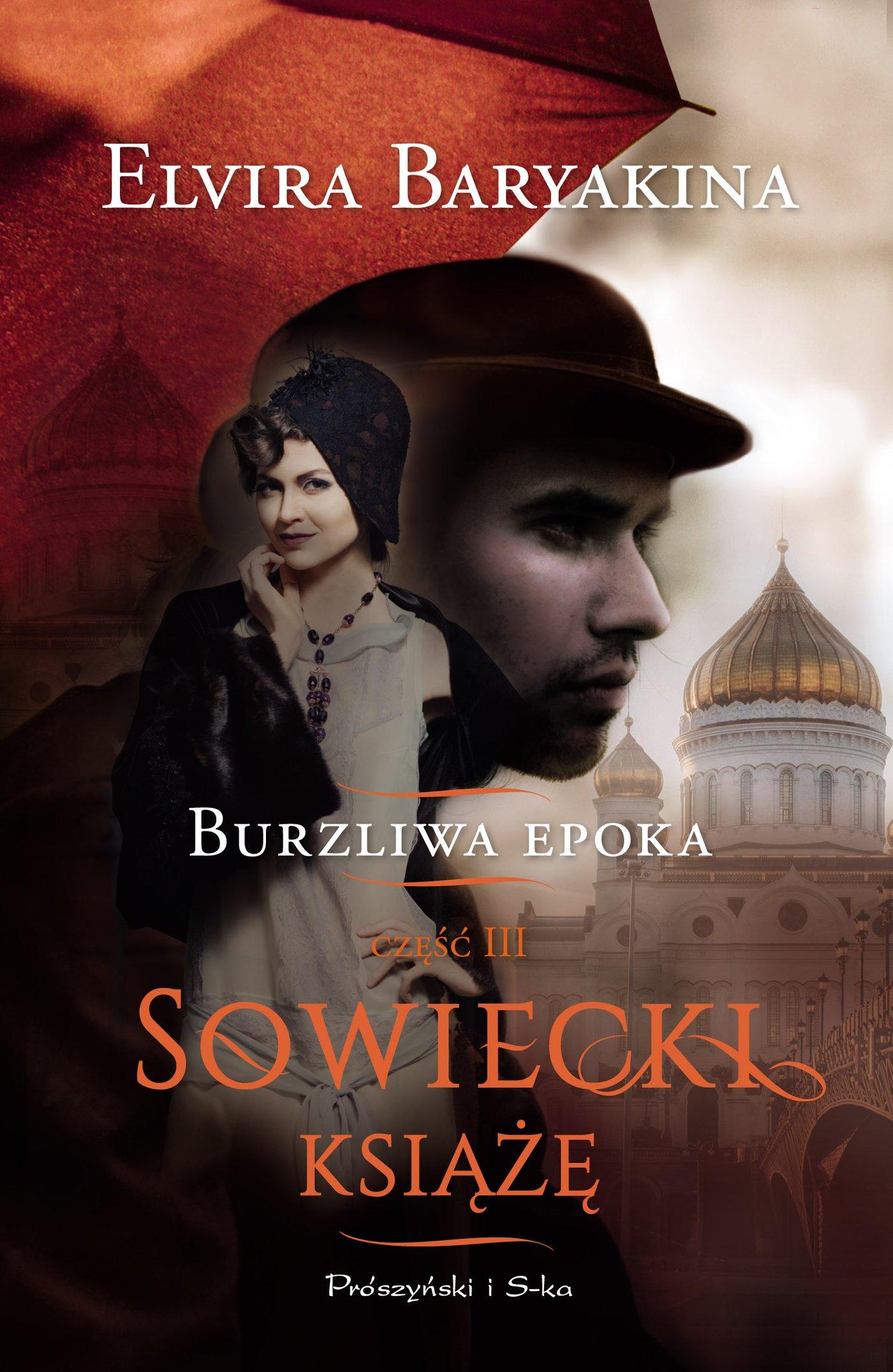 Sowiecki książę - Ebook (Książka na Kindle) do pobrania w formacie MOBI