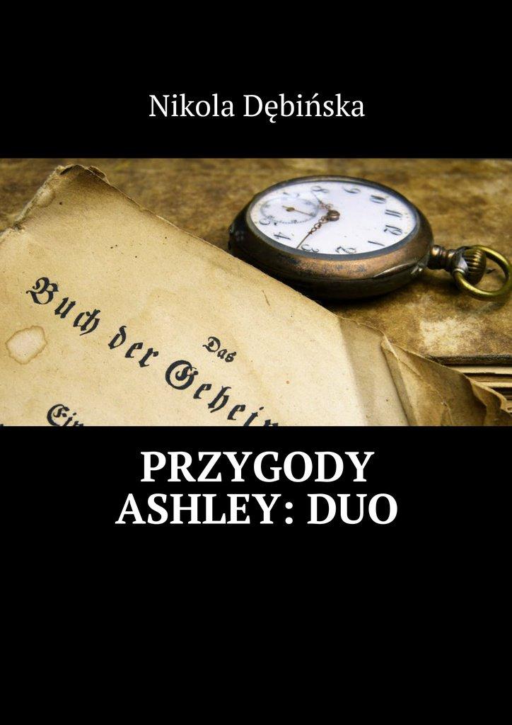 Przygody Ashley:DUO - Ebook (Książka na Kindle) do pobrania w formacie MOBI
