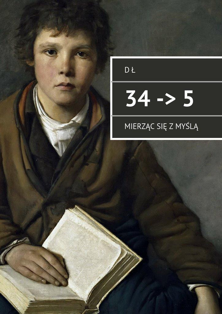34->5 - Ebook (Książka na Kindle) do pobrania w formacie MOBI