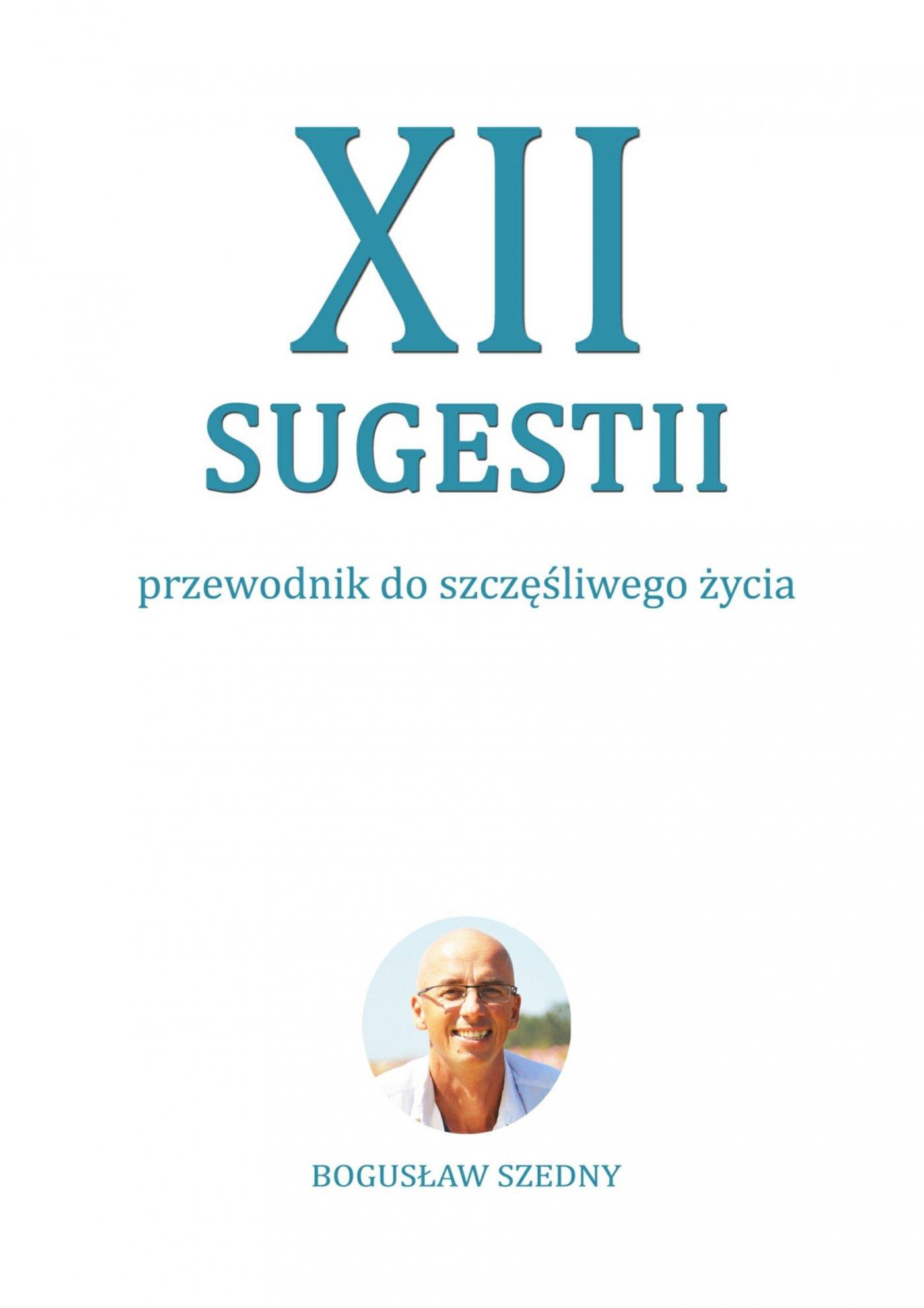 XII sugestii - Ebook (Książka PDF) do pobrania w formacie PDF