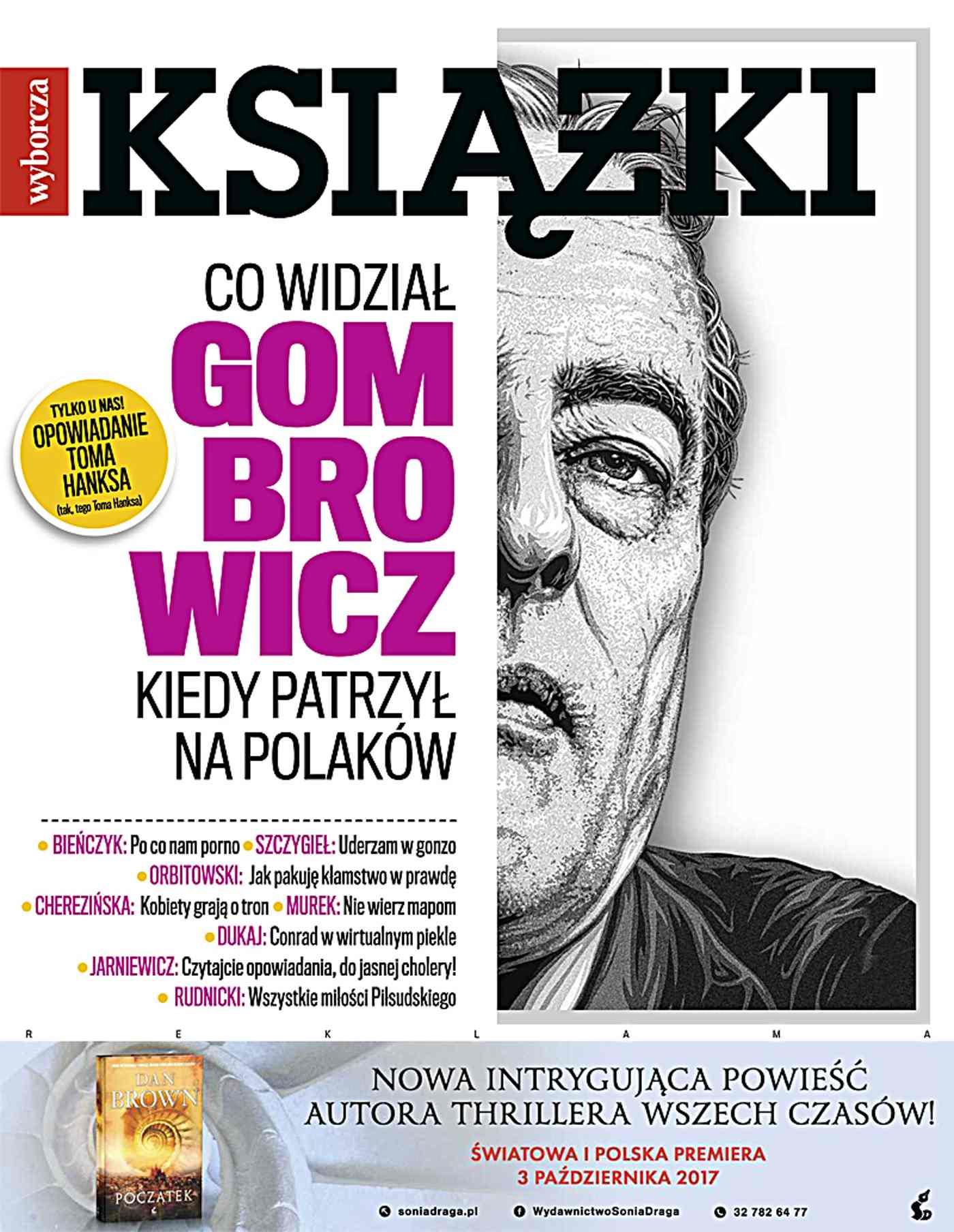 Książki. Magazyn do czytania 3/2017 - Ebook (Książka PDF) do pobrania w formacie PDF