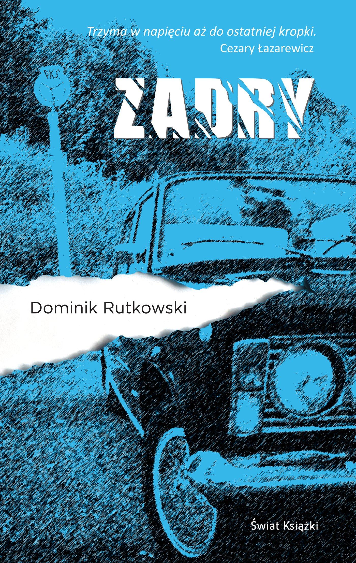 Zadry - Ebook (Książka EPUB) do pobrania w formacie EPUB