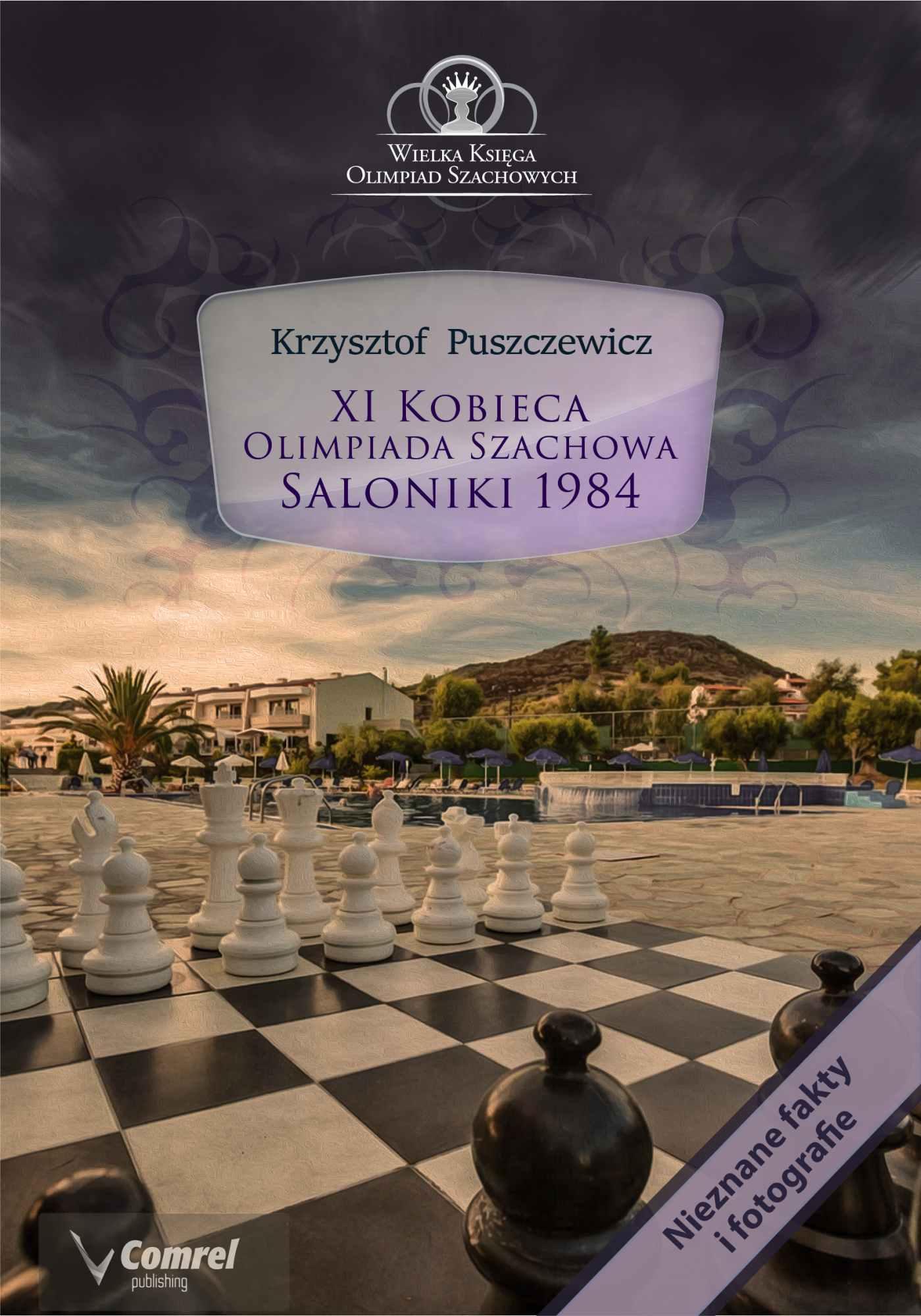 XI Kobieca Olimpiada Szachowa - Saloniki 1984 - Ebook (Książka PDF) do pobrania w formacie PDF
