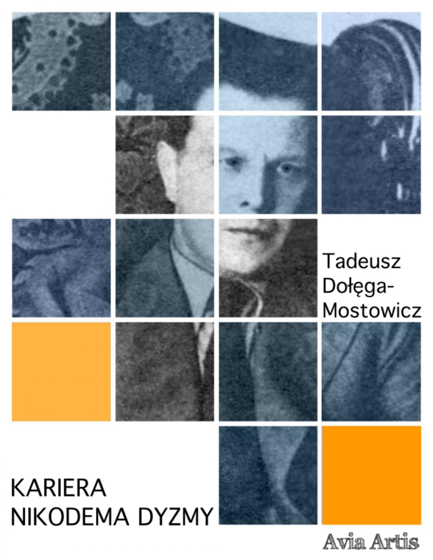 Kariera Nikodema Dyzmy - Ebook (Książka na Kindle) do pobrania w formacie MOBI