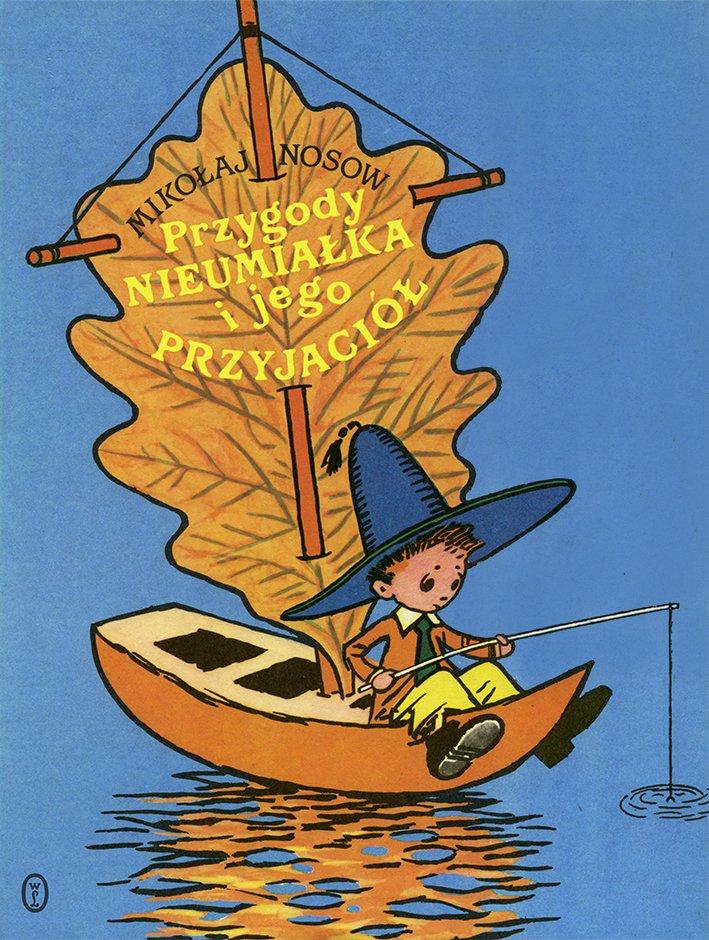 Przygody Nieumiałka i jego przyjaciół - Ebook (Książka na Kindle) do pobrania w formacie MOBI