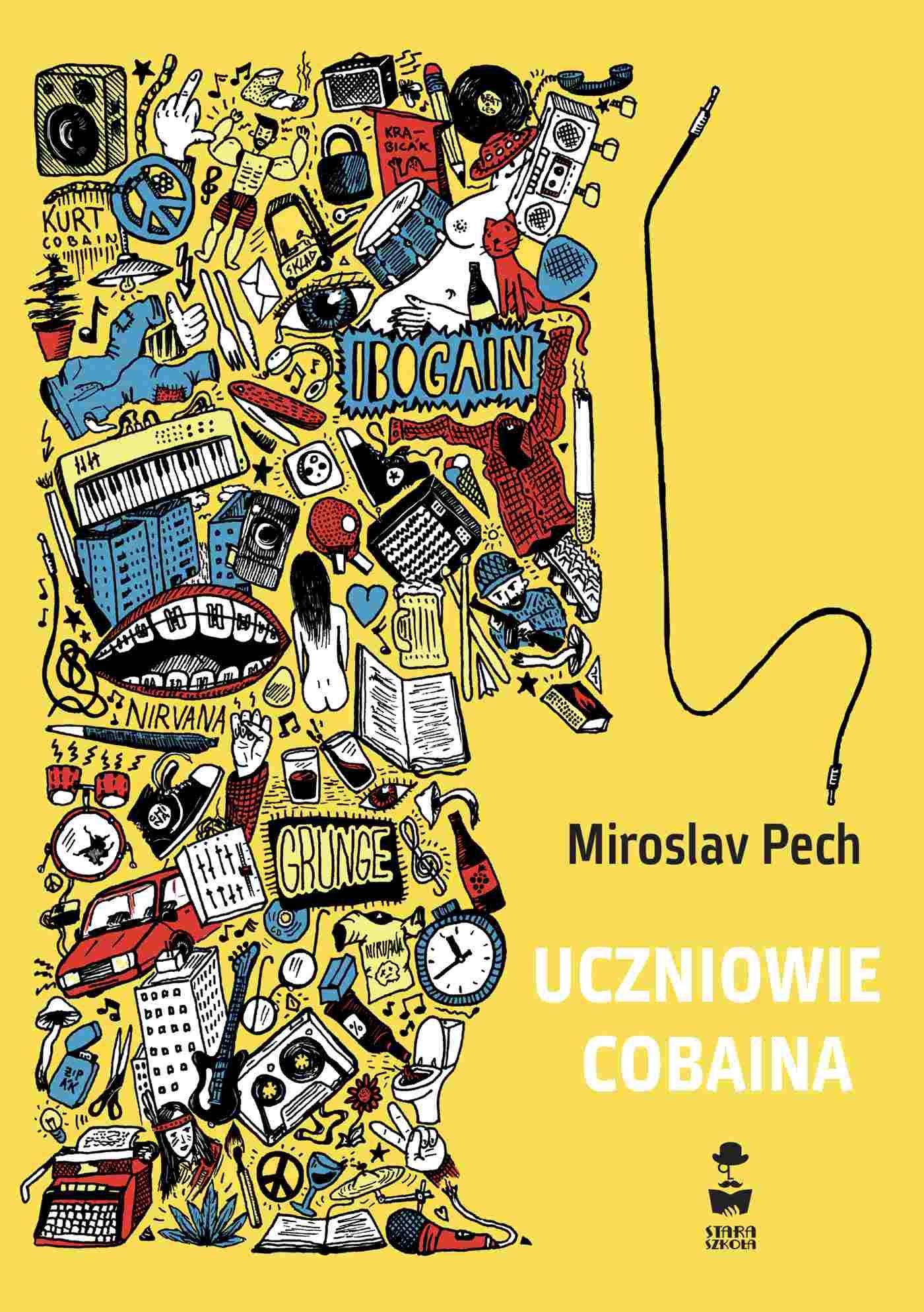 Uczniowie Cobaina - Ebook (Książka na Kindle) do pobrania w formacie MOBI