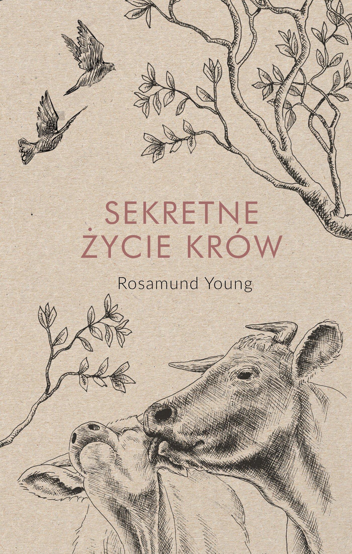 Sekretne życie krów - Ebook (Książka na Kindle) do pobrania w formacie MOBI