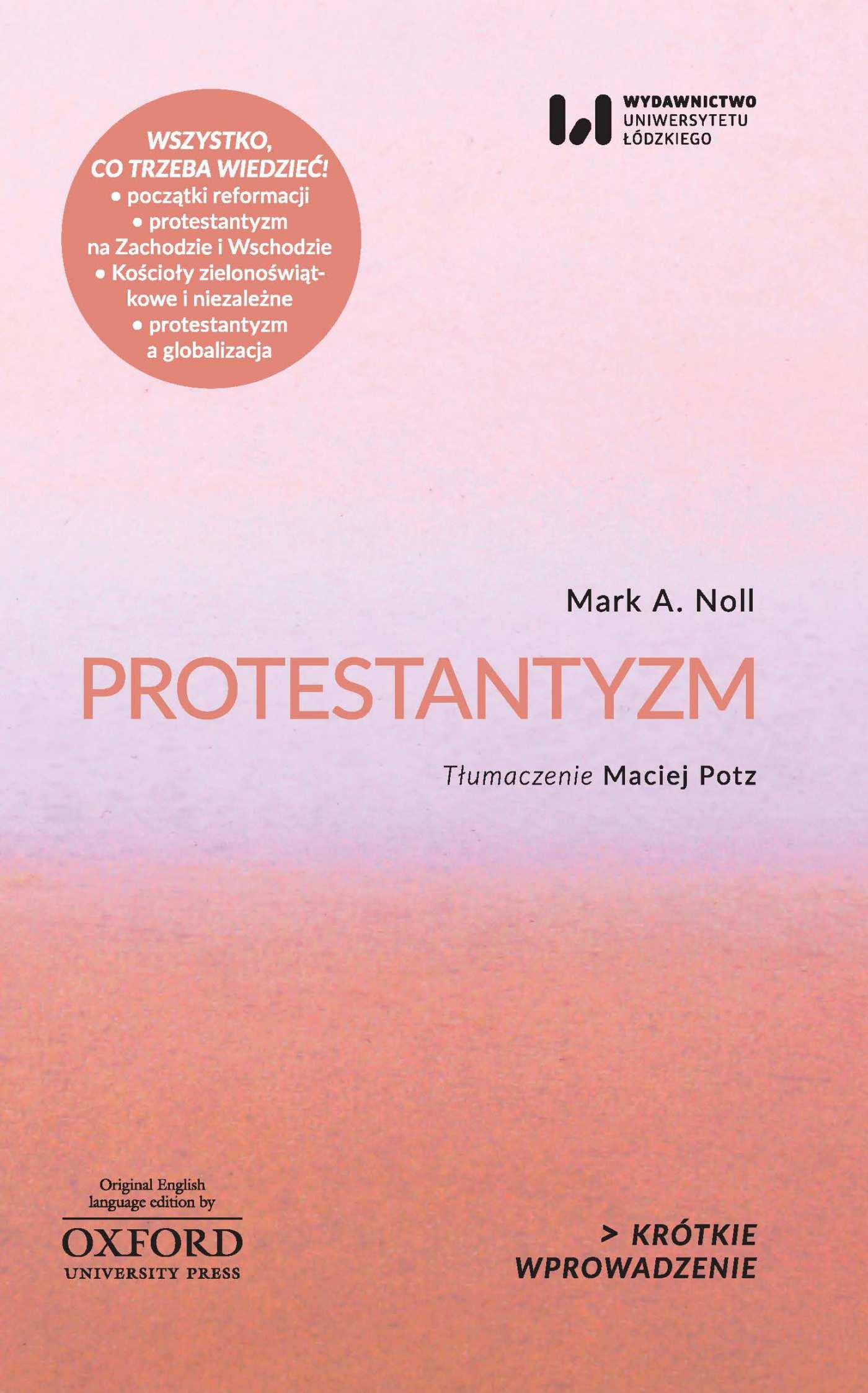 Protestantyzm. Krótkie Wprowadzenie 2 - Ebook (Książka PDF) do pobrania w formacie PDF