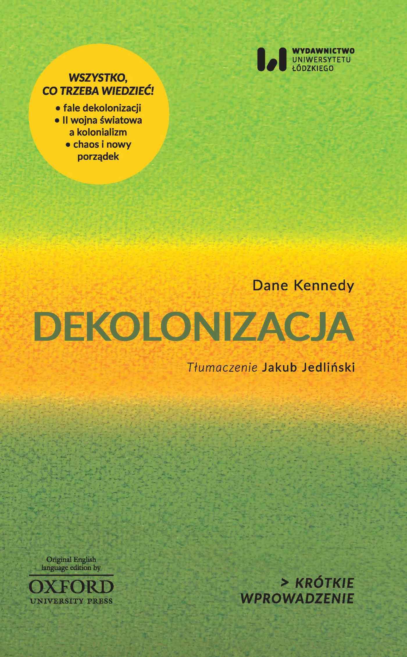Dekolonizacja. Krótkie wprowadzenie 3 - Ebook (Książka EPUB) do pobrania w formacie EPUB