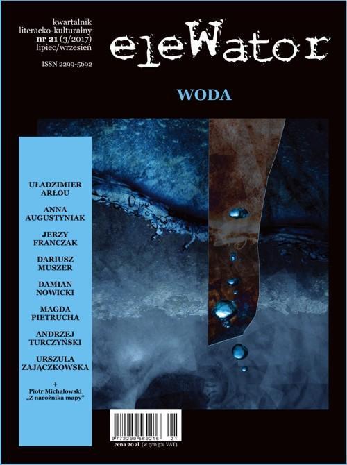 eleWator 21 (3/2017) - Woda - Ebook (Książka PDF) do pobrania w formacie PDF