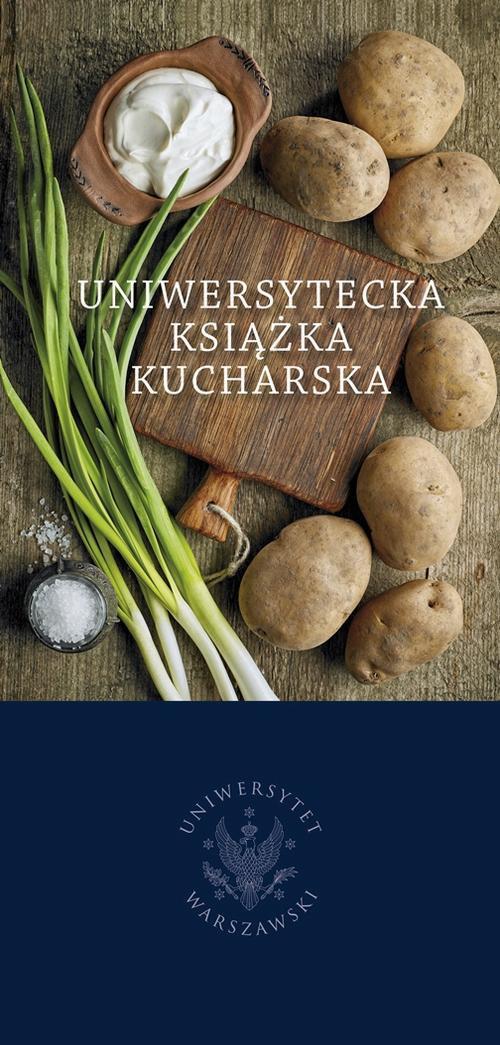 Uniwersytecka książka kucharska - Ebook (Książka PDF) do pobrania w formacie PDF