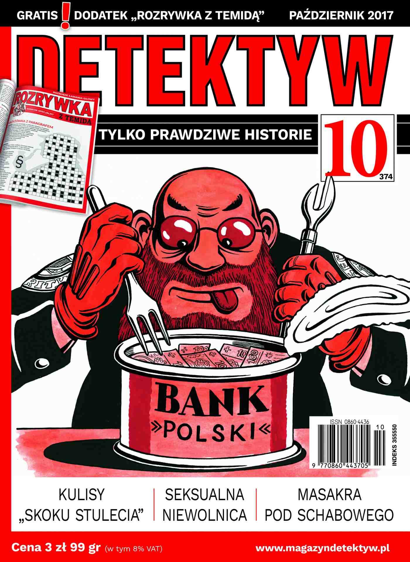 Detektyw 10/2017 - Ebook (Książka EPUB) do pobrania w formacie EPUB